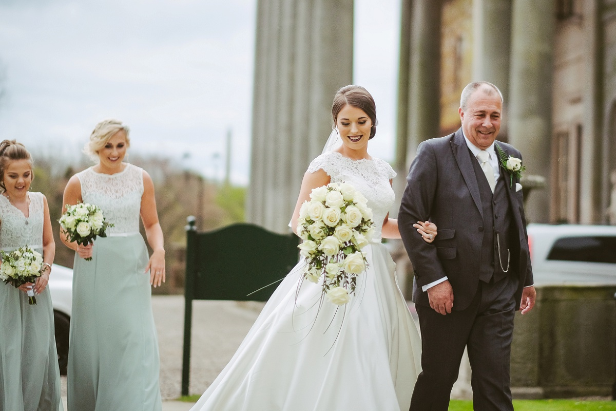 A Classic Wedding at Wynyard Hall (c) 2Tone Photography (11)