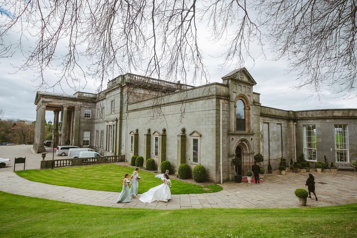 A Classic Wedding at Wynyard Hall (c) 2Tone Photography (12)