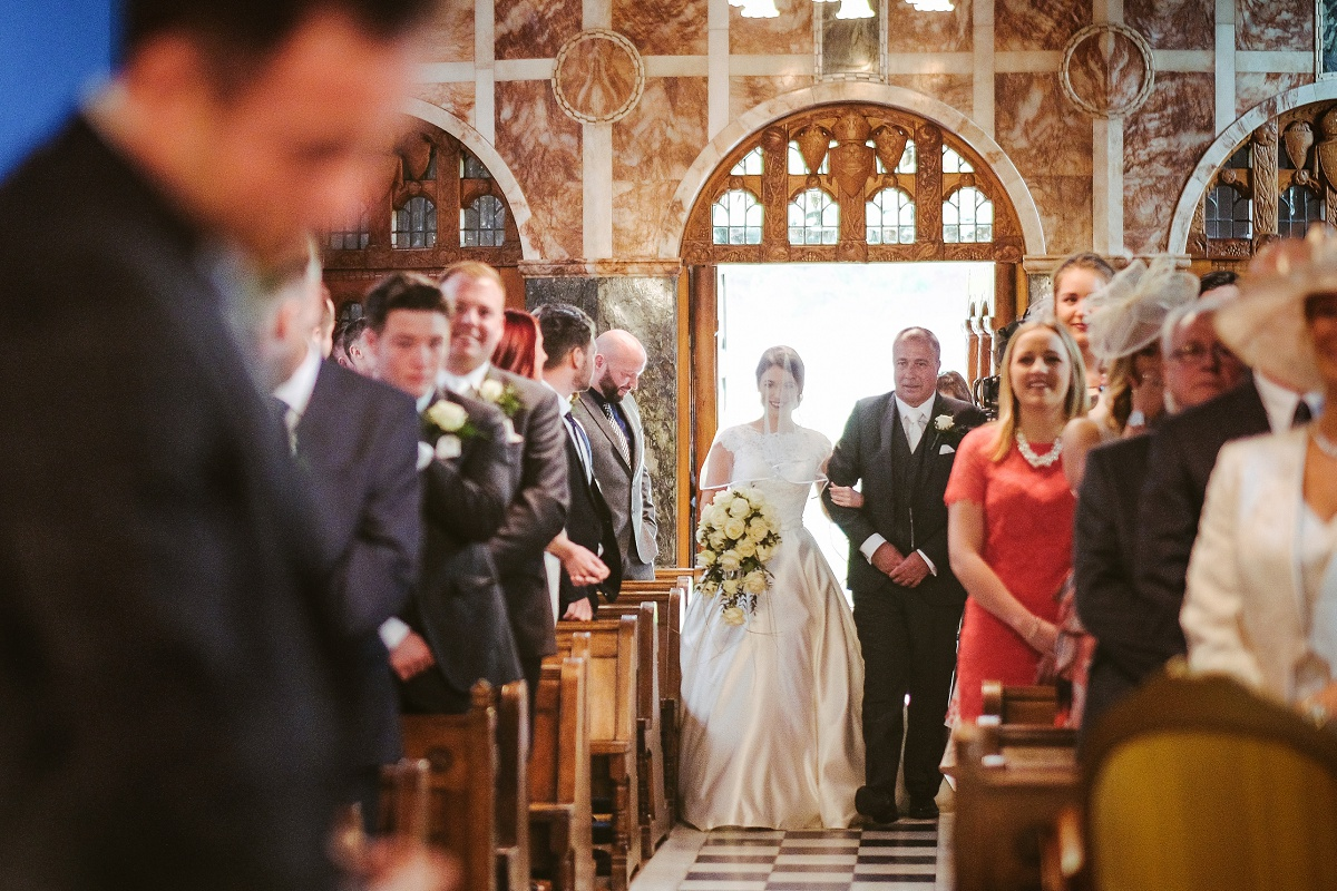 A Classic Wedding at Wynyard Hall (c) 2Tone Photography (13)