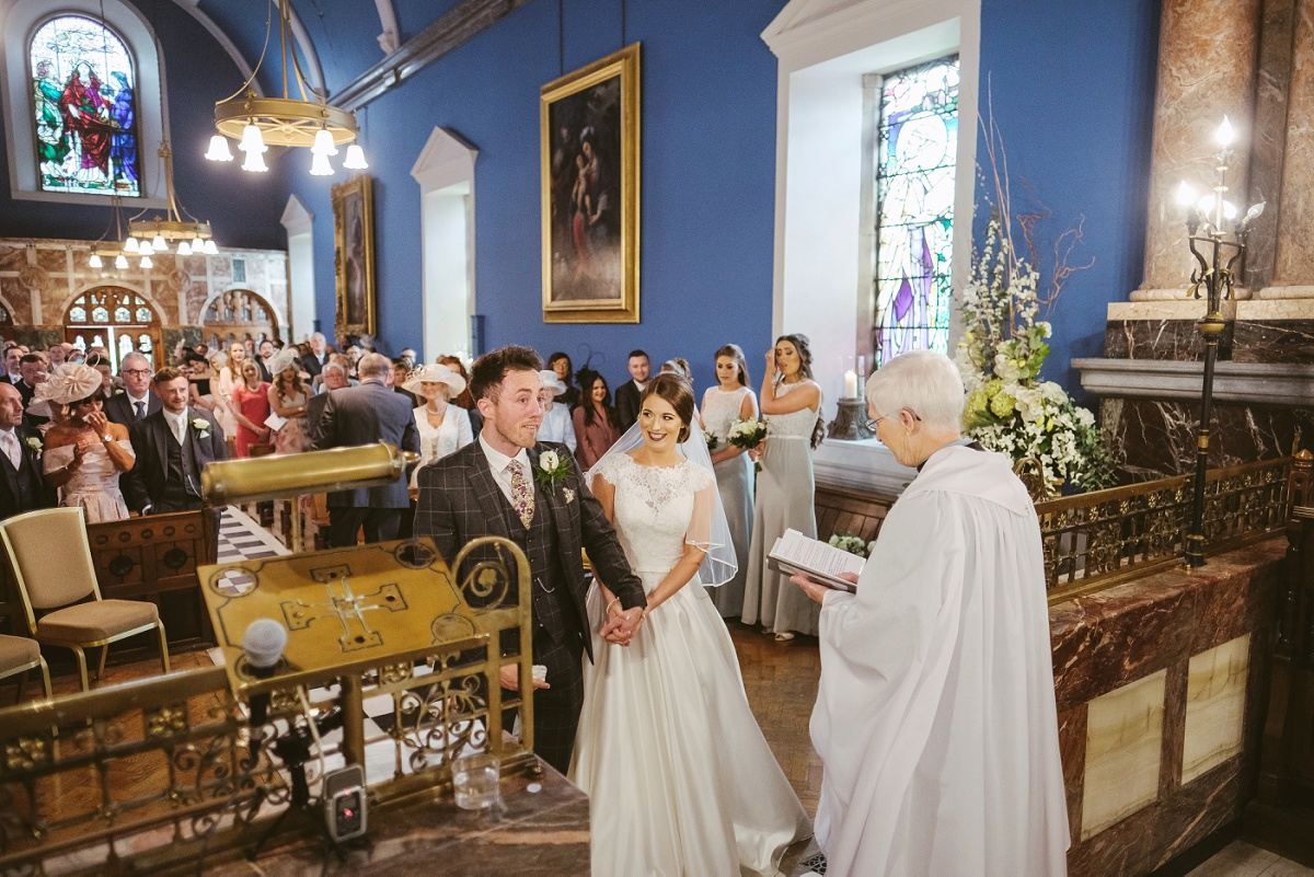 A Classic Wedding at Wynyard Hall (c) 2Tone Photography (14)