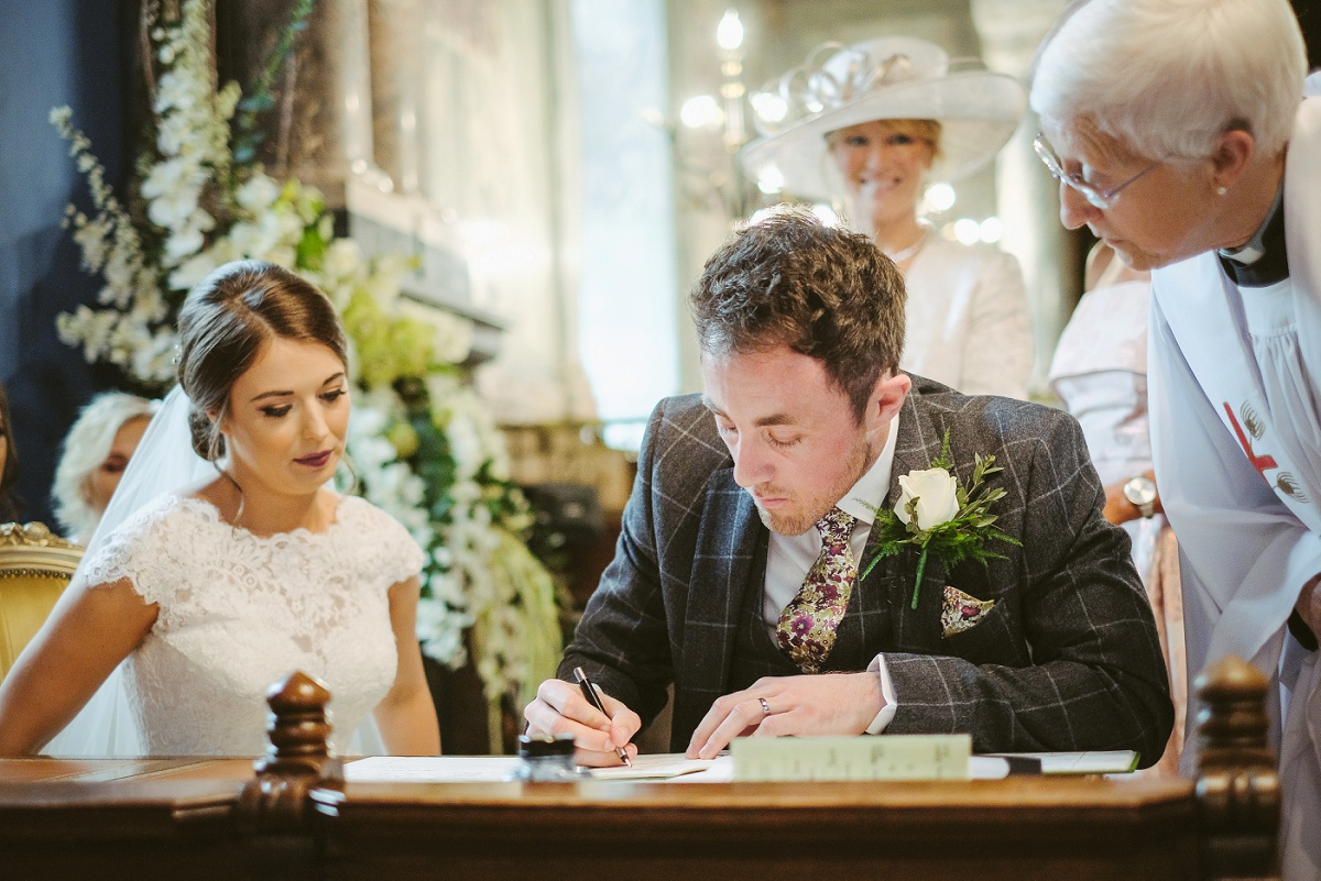 A Classic Wedding at Wynyard Hall (c) 2Tone Photography (15)
