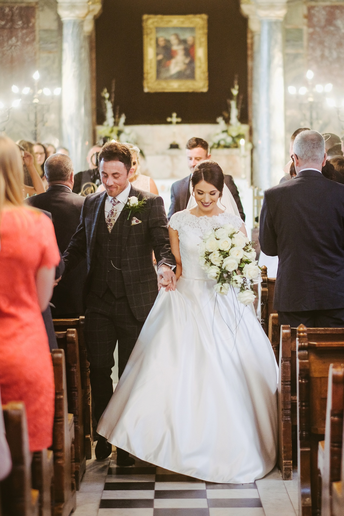 A Classic Wedding at Wynyard Hall (c) 2Tone Photography (16)