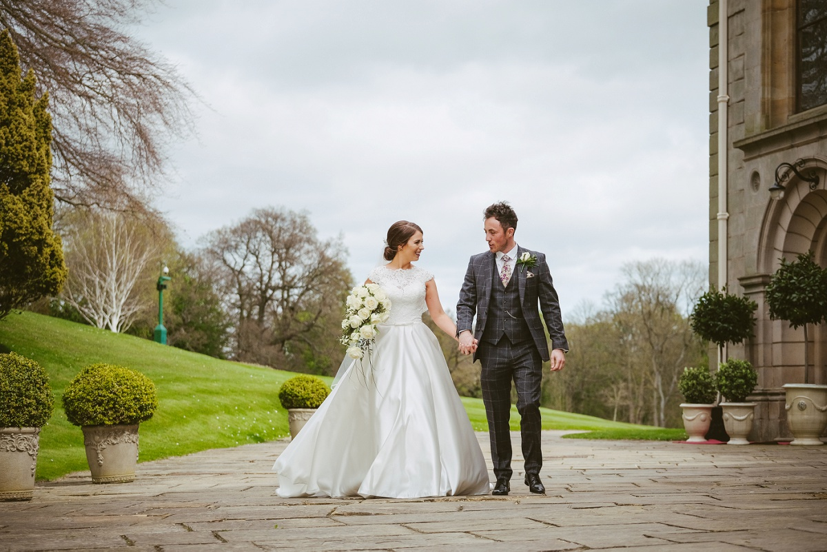 A Classic Wedding at Wynyard Hall (c) 2Tone Photography (19)