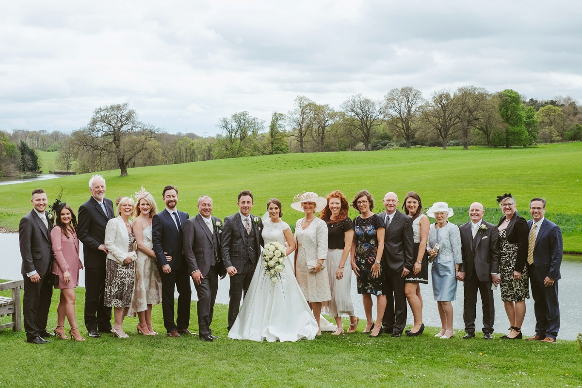 A Classic Wedding at Wynyard Hall (c) 2Tone Photography (21)