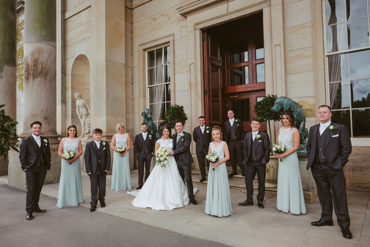 A Classic Wedding at Wynyard Hall (c) 2Tone Photography (27)
