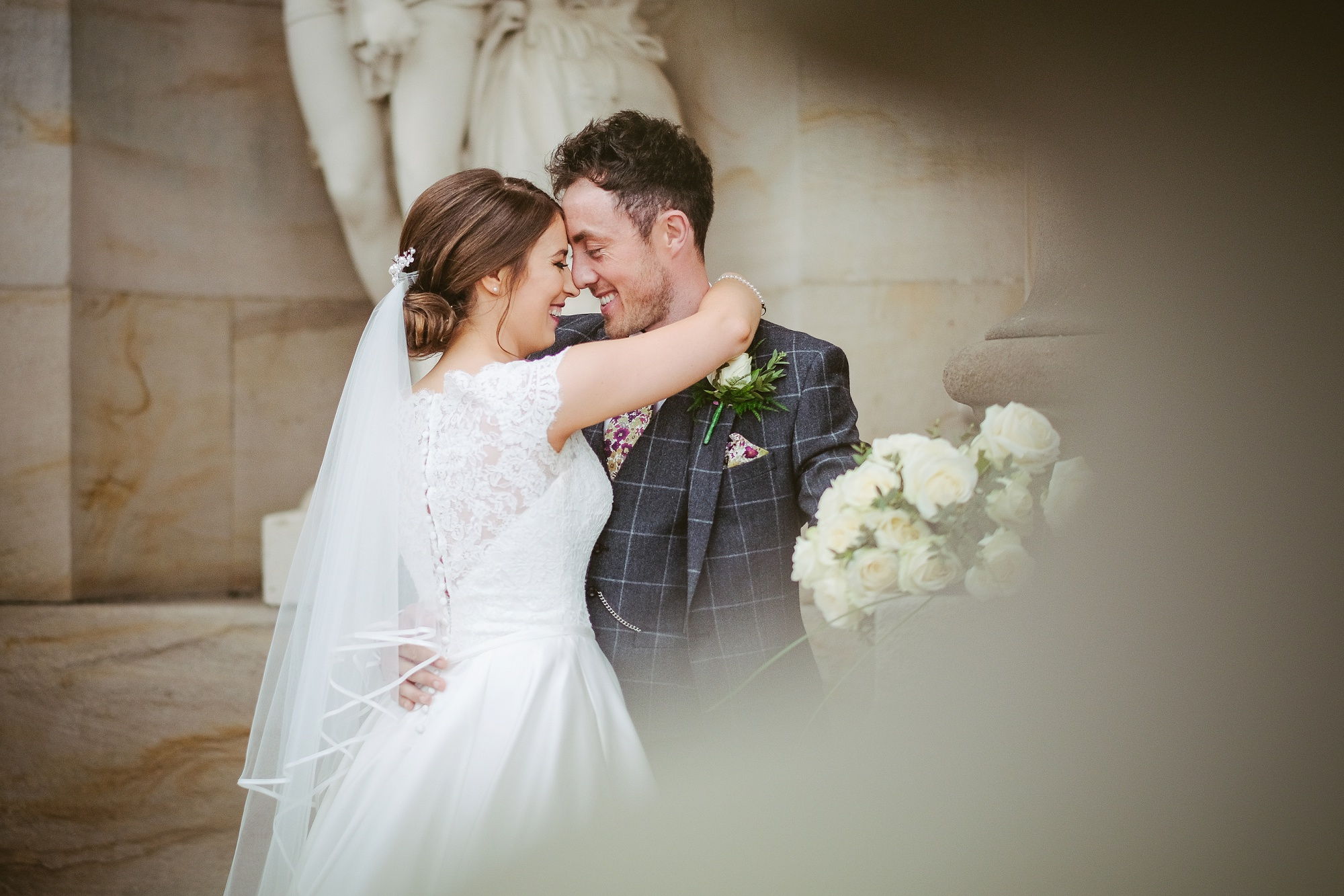 A Classic Wedding at Wynyard Hall (c) 2Tone Photography (29)