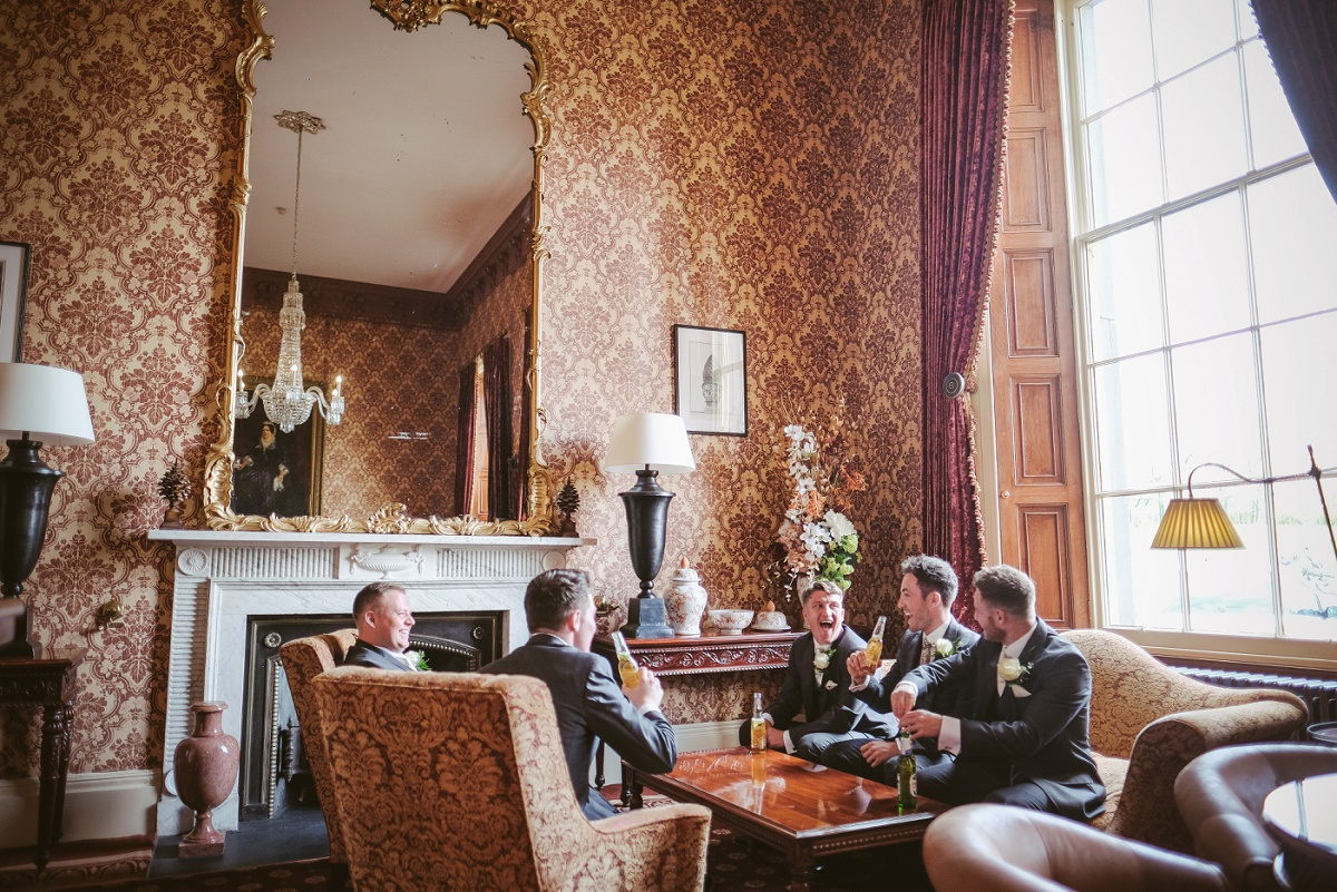 A Classic Wedding at Wynyard Hall (c) 2Tone Photography (3)