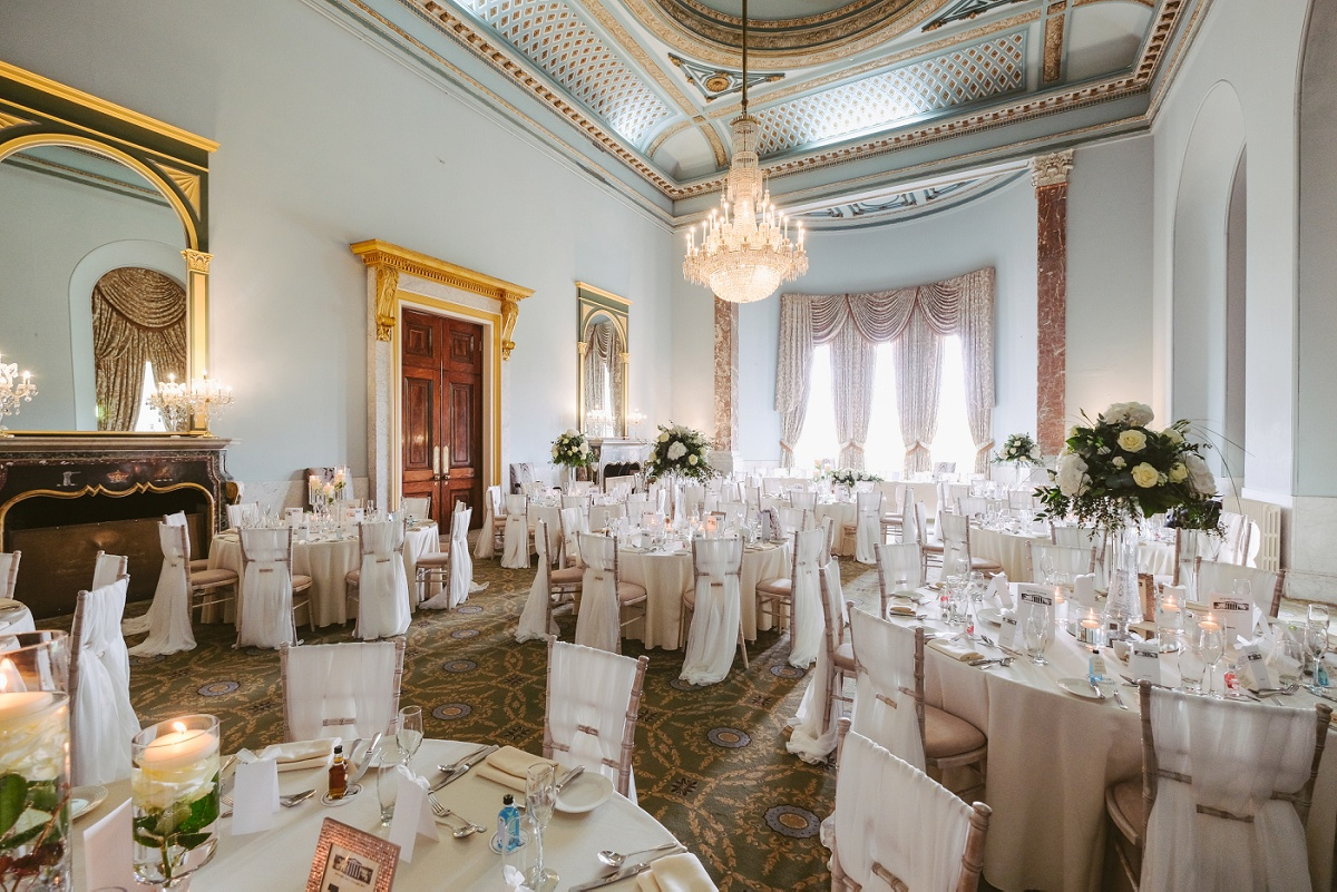 A Classic Wedding at Wynyard Hall (c) 2Tone Photography (32)