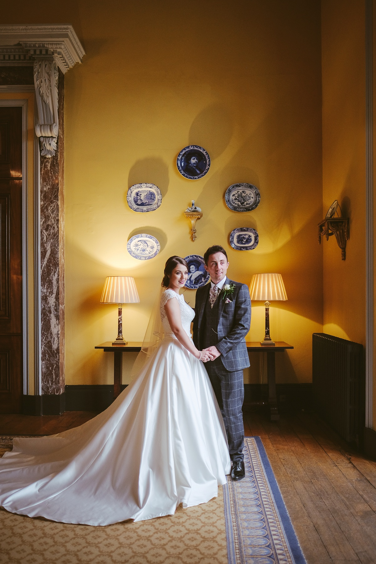 A Classic Wedding at Wynyard Hall (c) 2Tone Photography (36)