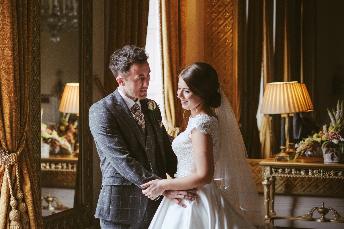 A Classic Wedding at Wynyard Hall (c) 2Tone Photography (38)
