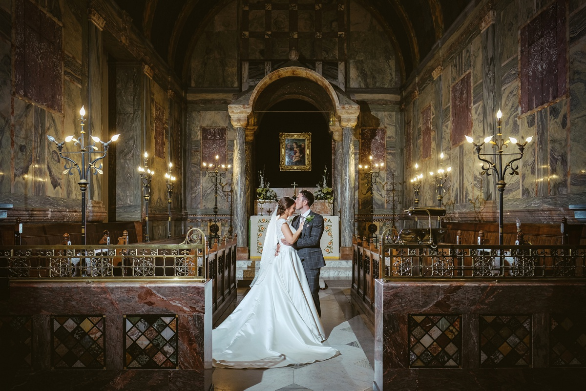 A Classic Wedding at Wynyard Hall (c) 2Tone Photography (50)