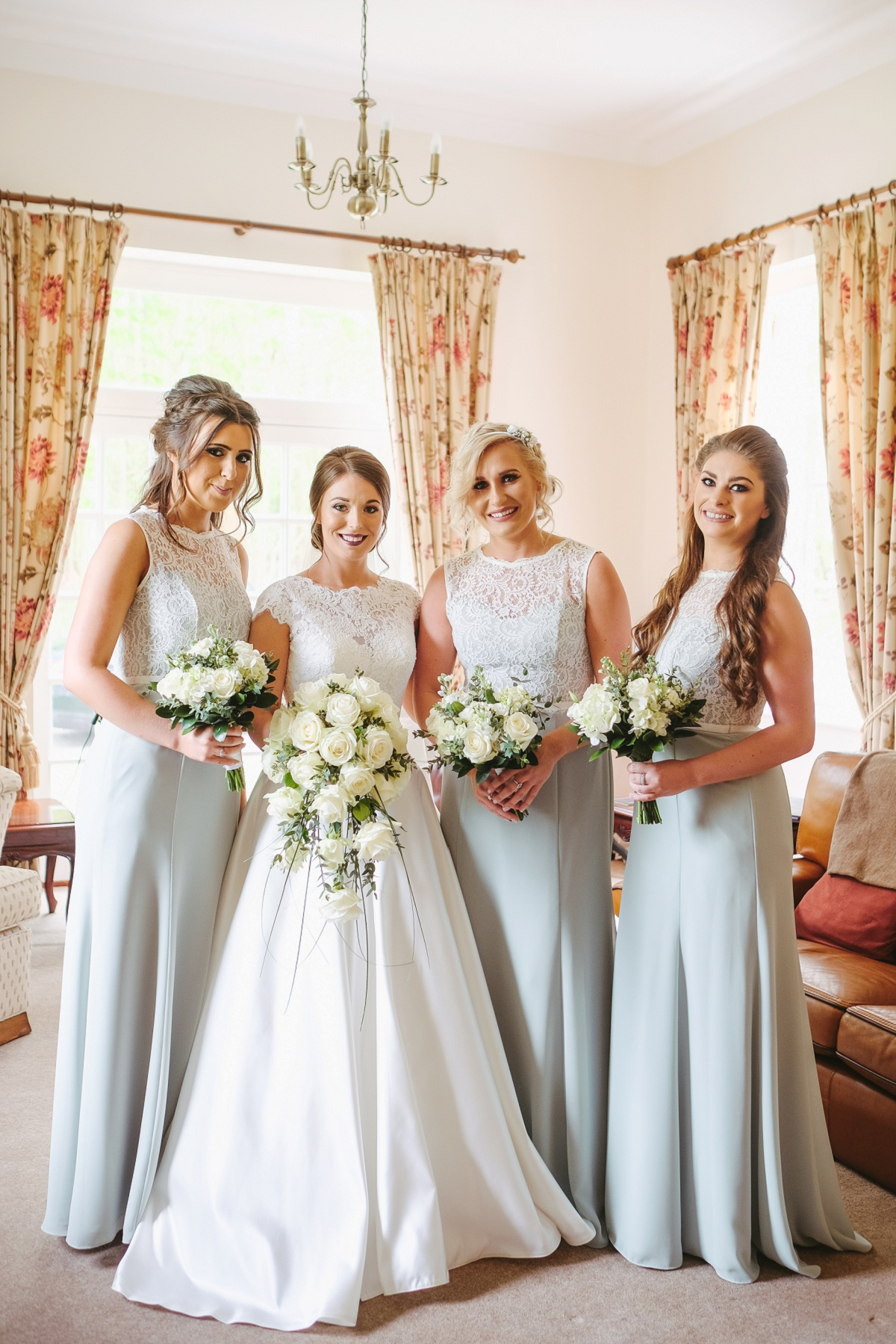A Classic Wedding at Wynyard Hall (c) 2Tone Photography (7)