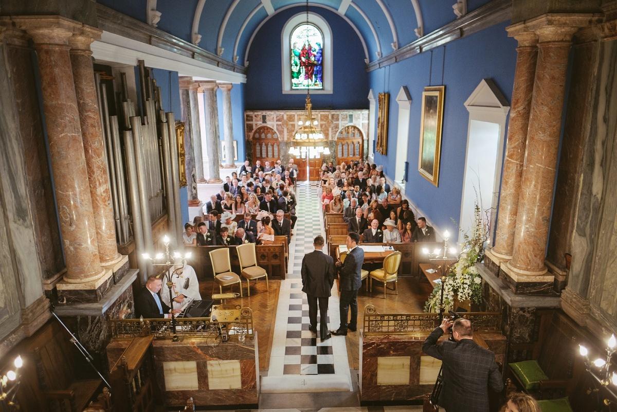 A Classic Wedding at Wynyard Hall (c) 2Tone Photography (9)