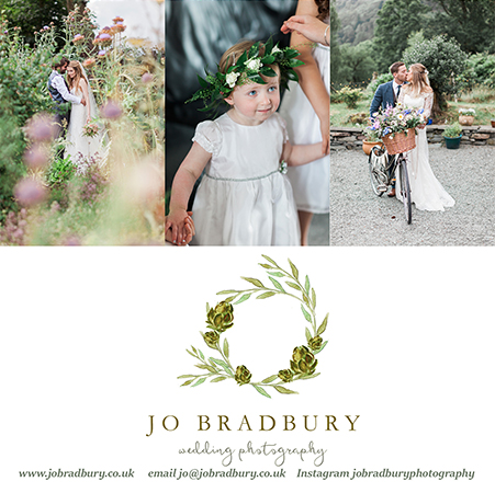Jo Bradbury Wedding Photographer
