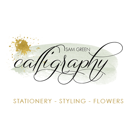 Sam Green Calligraphy