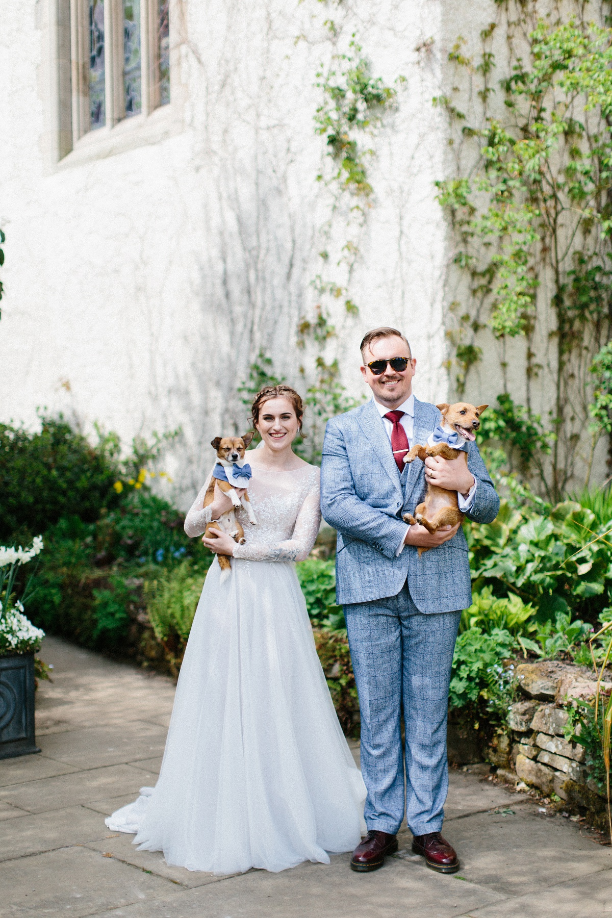 An Elegant Wedding at Lartington Hall (c) Melissa Beattie (20)