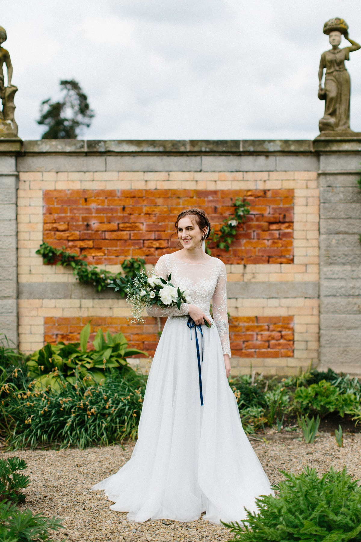 An Elegant Wedding at Lartington Hall (c) Melissa Beattie (25)