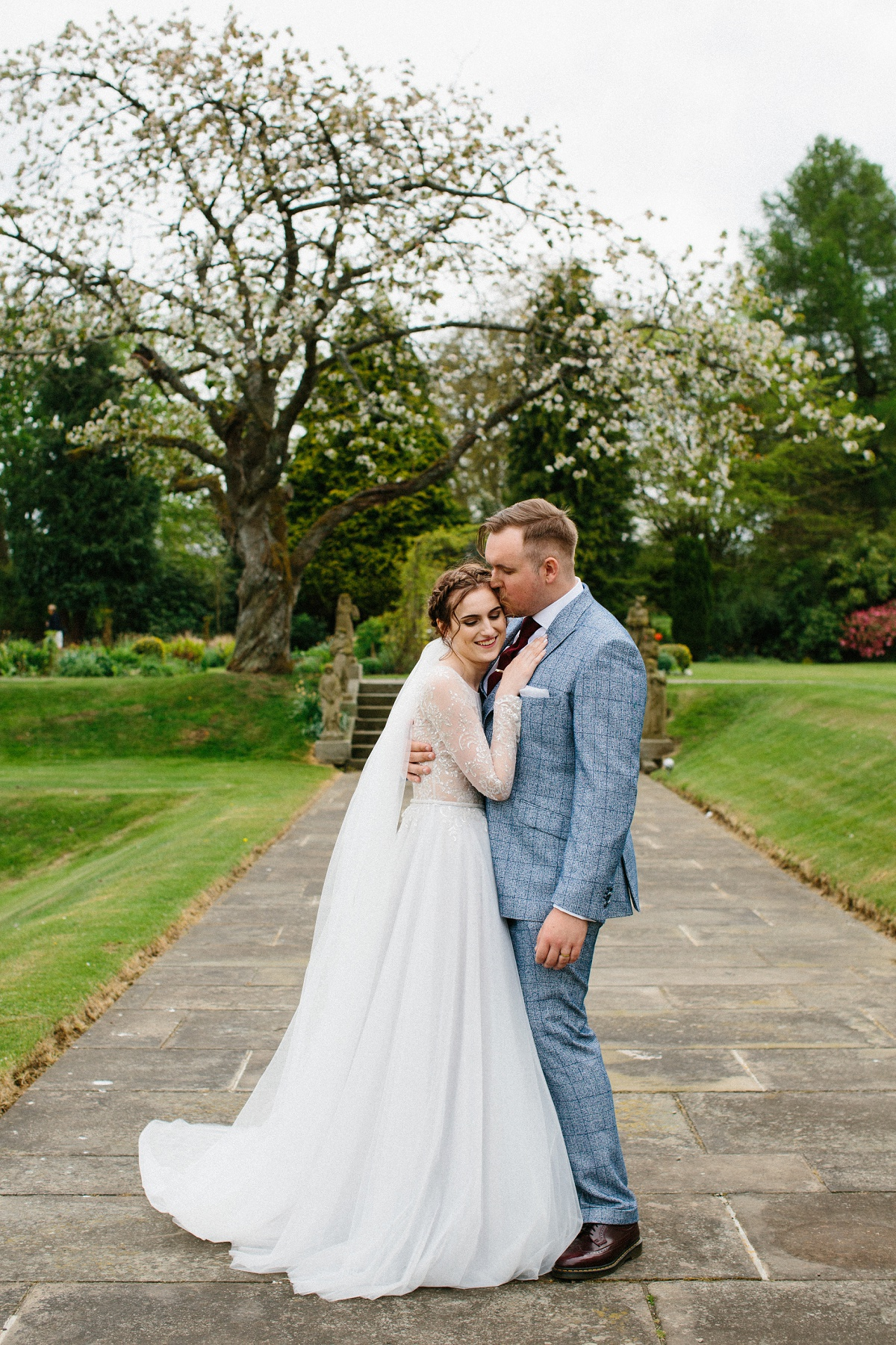 An Elegant Wedding at Lartington Hall (c) Melissa Beattie (26)
