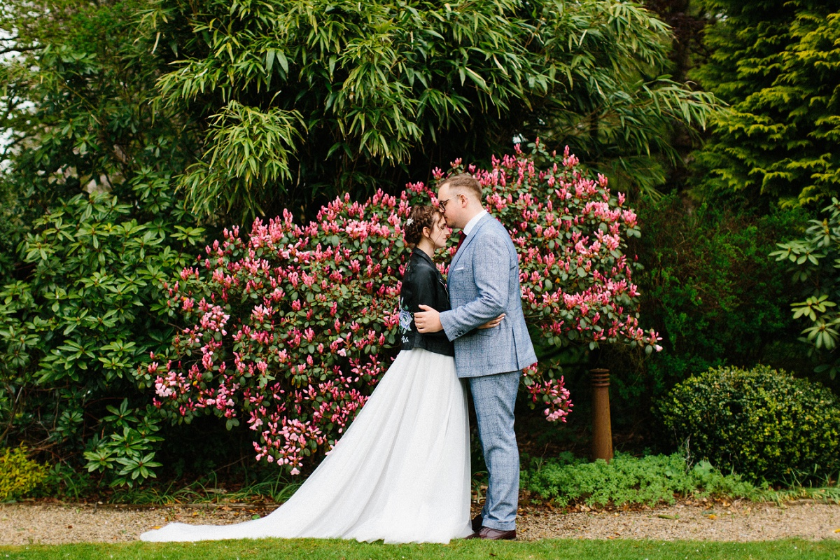 An Elegant Wedding at Lartington Hall (c) Melissa Beattie (32)