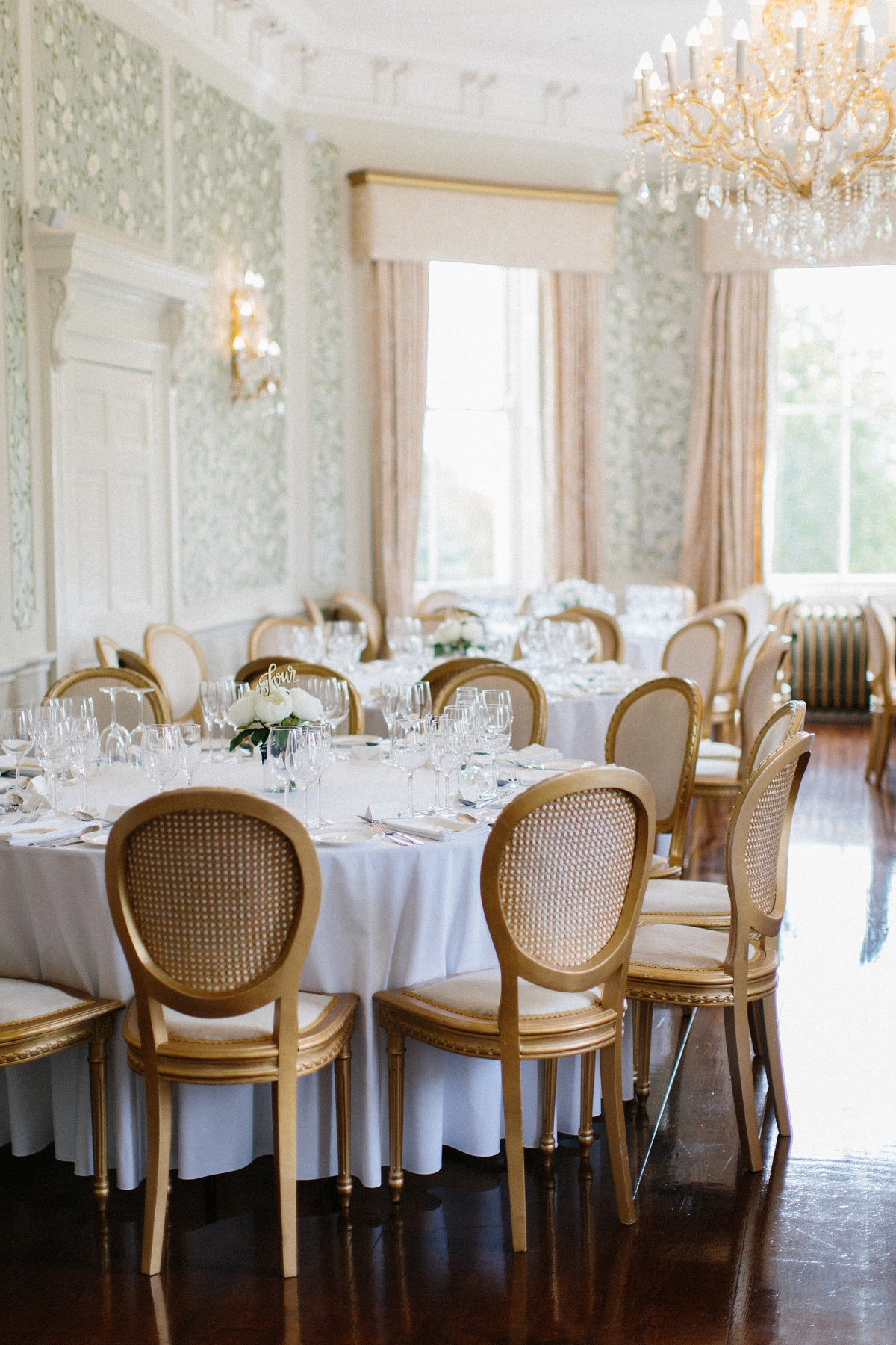 An Elegant Wedding at Lartington Hall (c) Melissa Beattie (5)