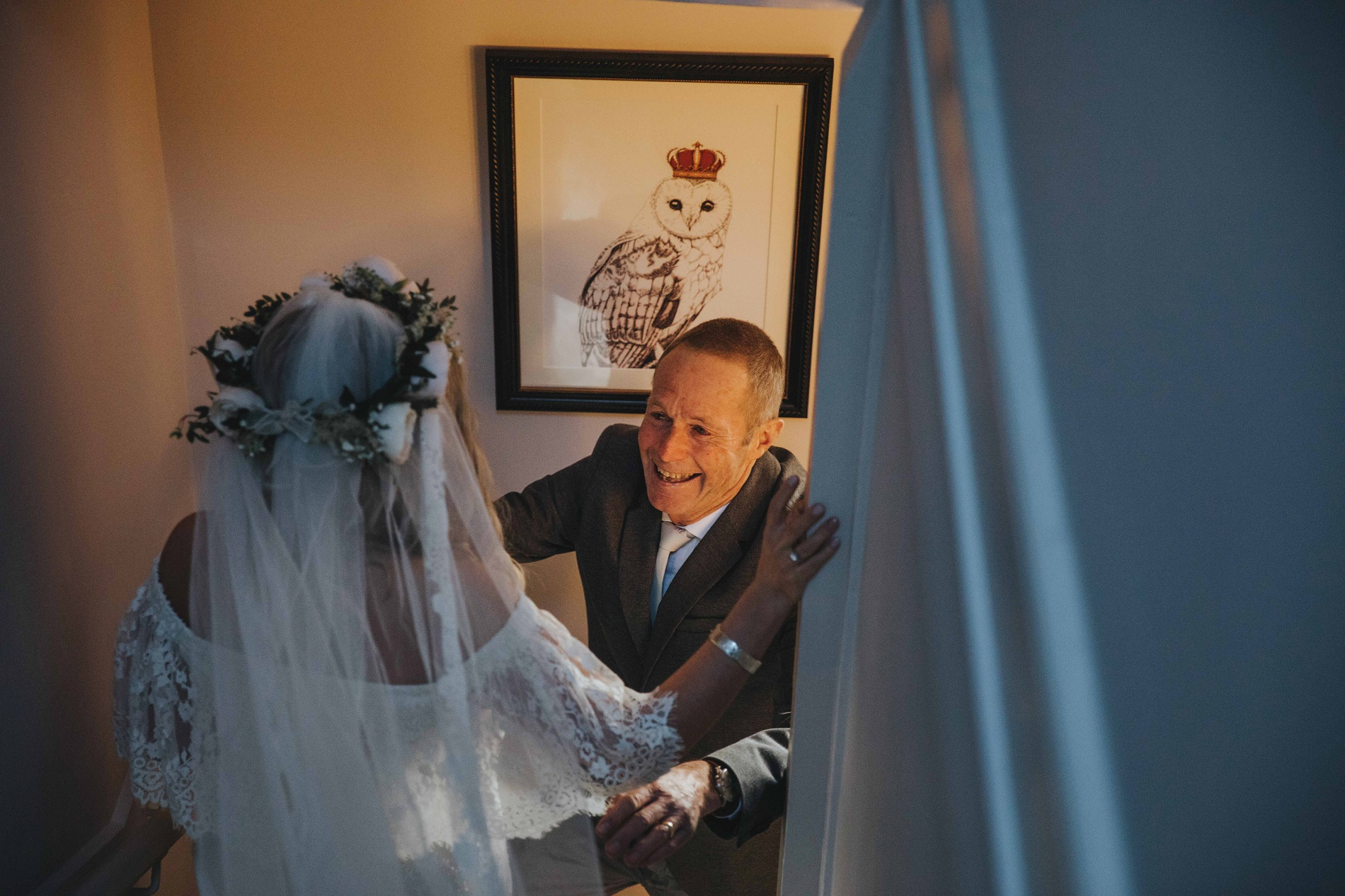 A New Year Wedding at Charlton Hall (c) David West Photography (22)