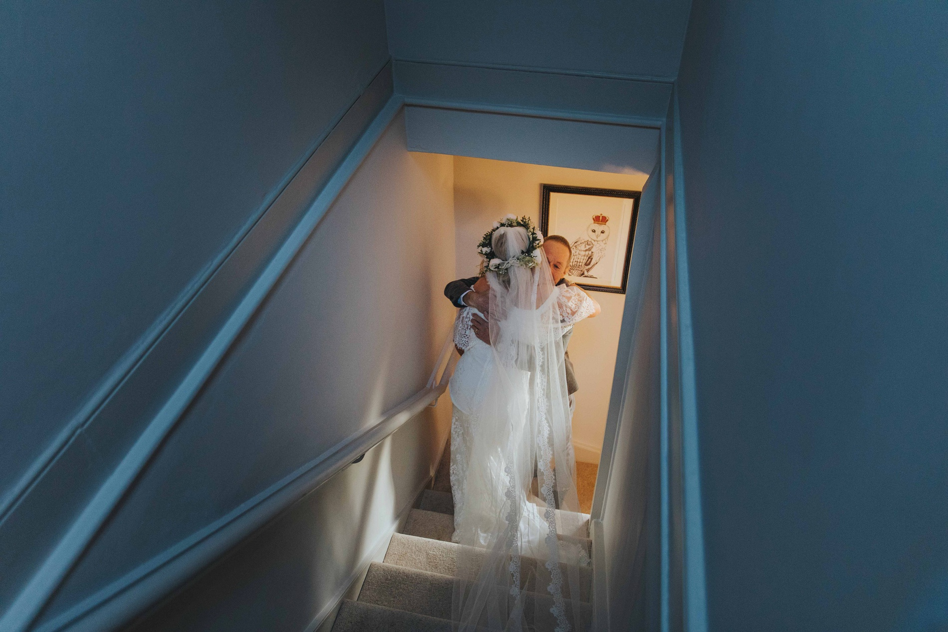 A New Year Wedding at Charlton Hall (c) David West Photography (23)