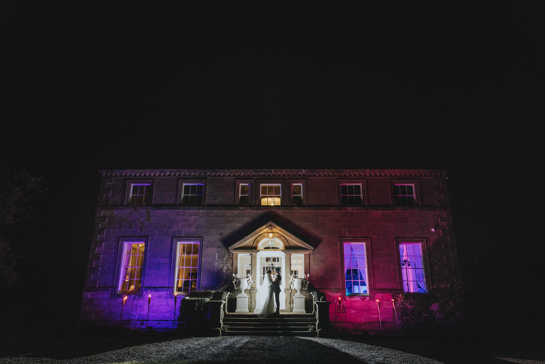 A New Year Wedding at Charlton Hall (c) David West Photography (51)