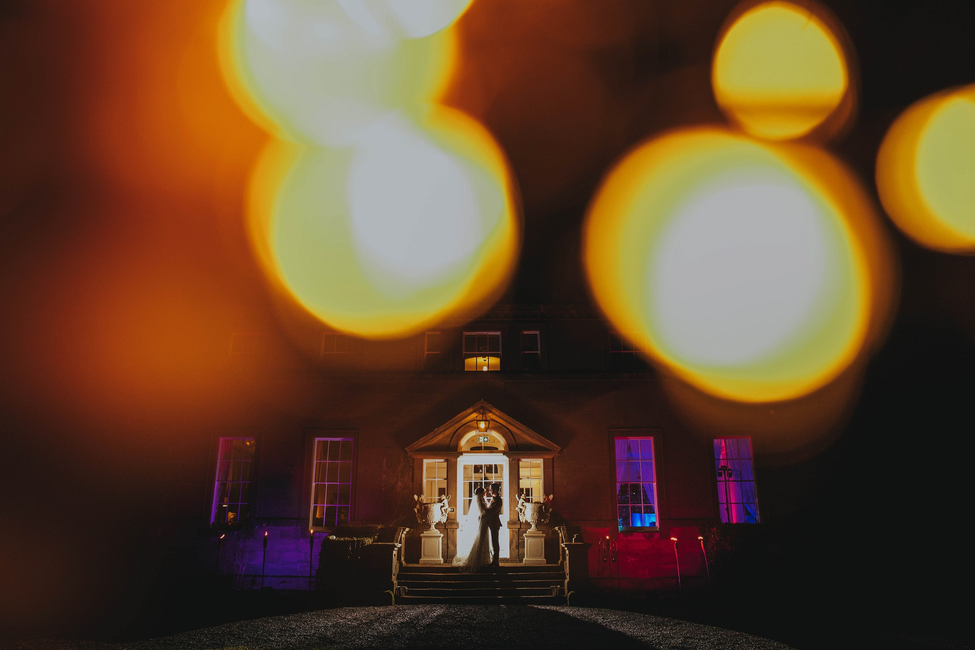 A New Year Wedding at Charlton Hall (c) David West Photography (64)