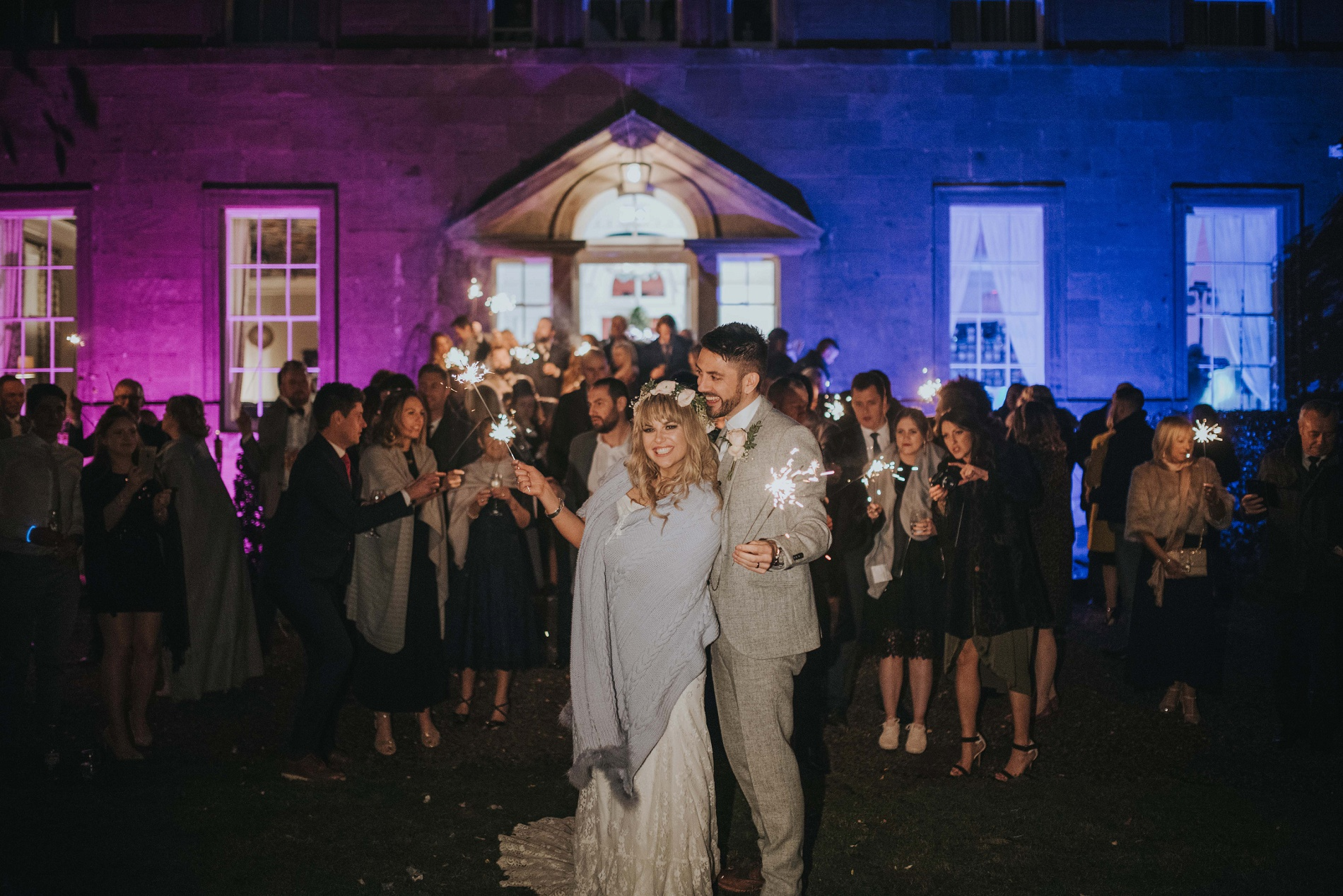 A New Year Wedding at Charlton Hall (c) David West Photography (84)