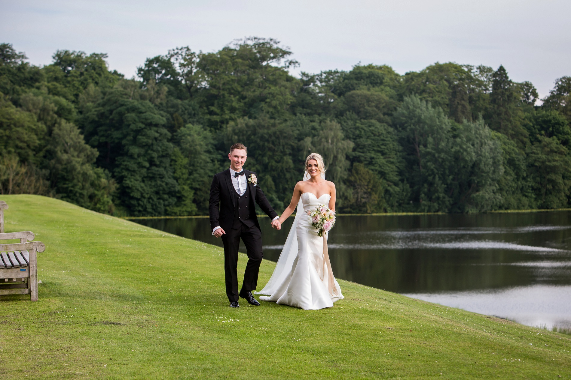 An Elegant Wedding at Wynyard Hall (c) Focal Point Photography (22)