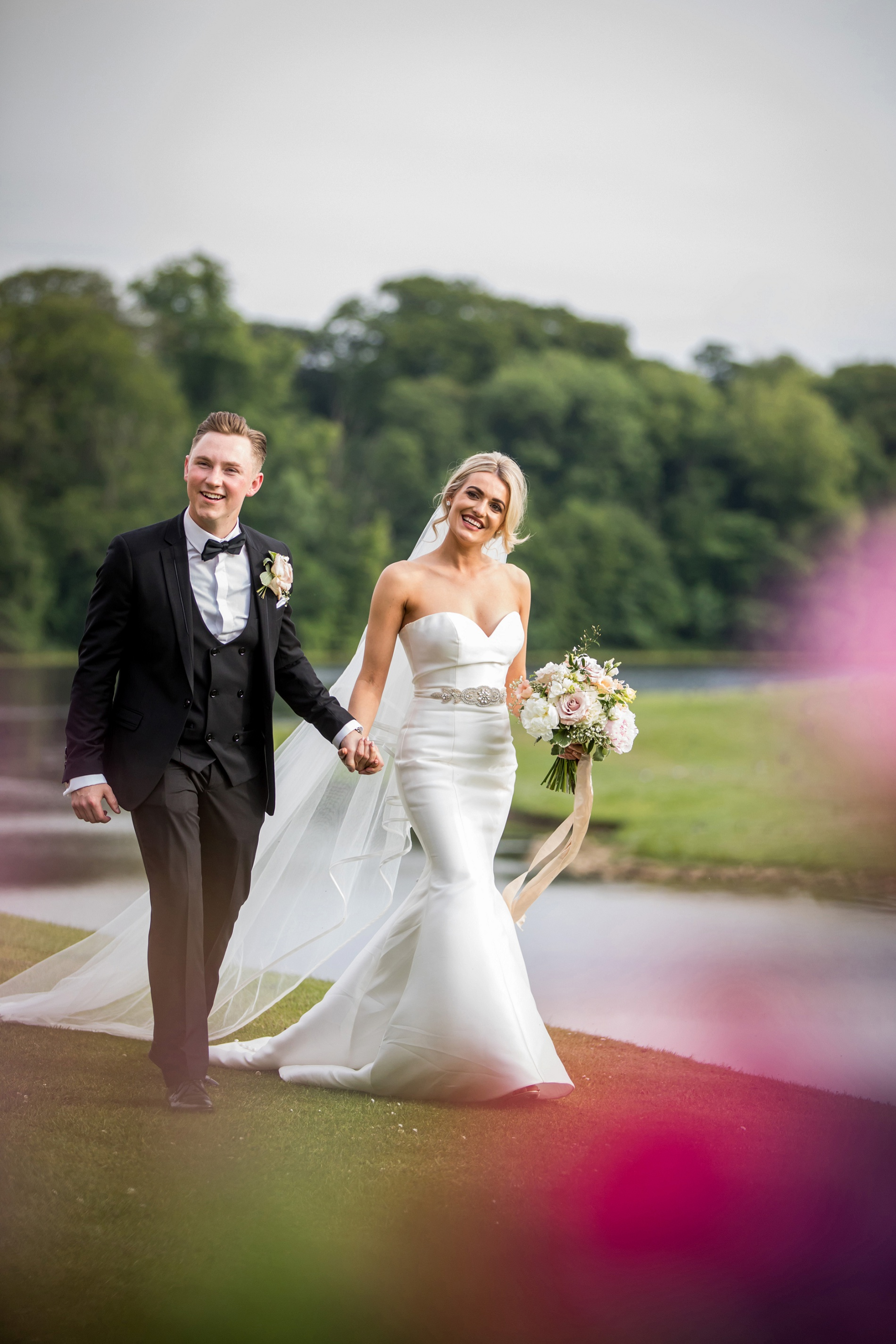 An Elegant Wedding at Wynyard Hall (c) Focal Point Photography (24)