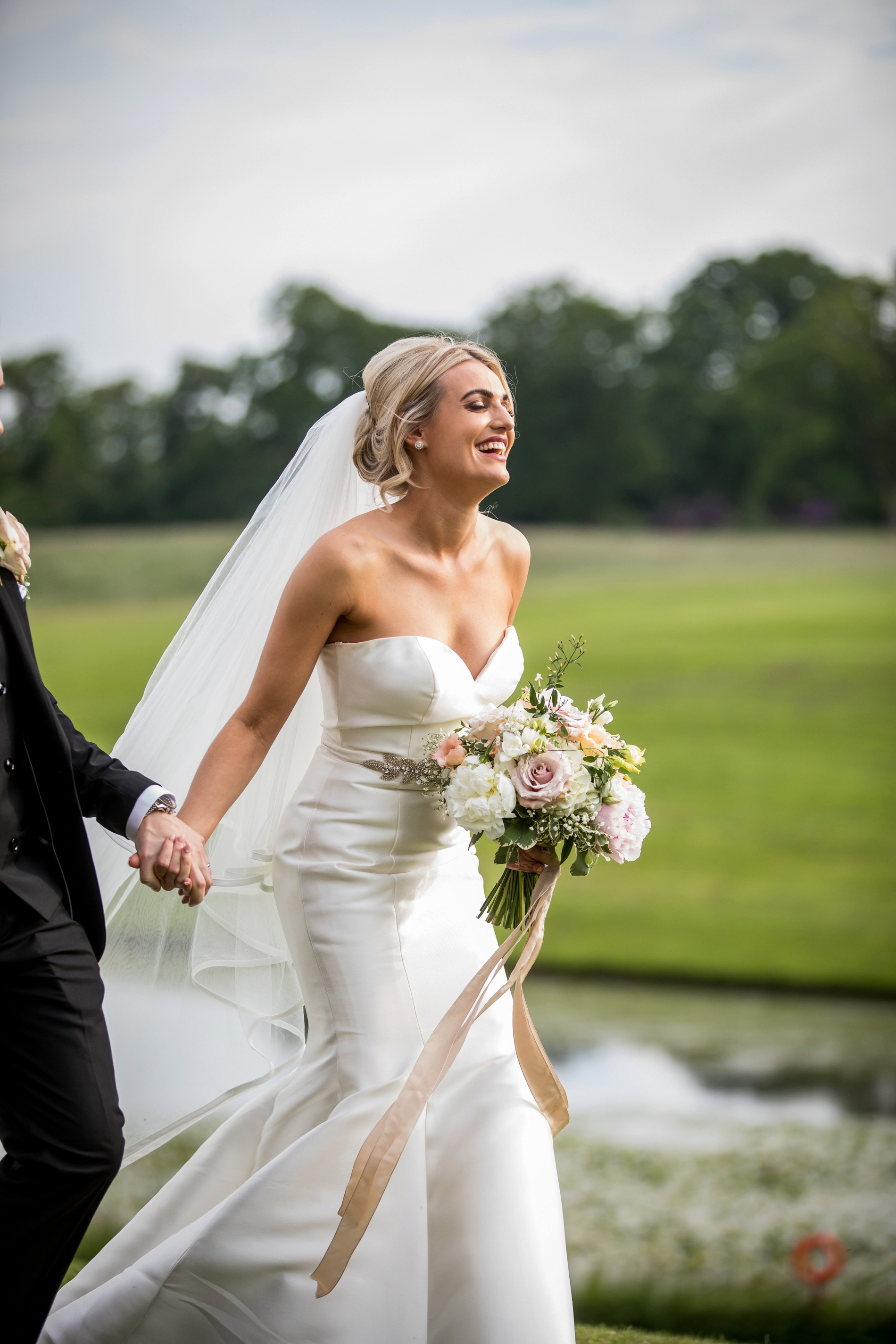 An Elegant Wedding at Wynyard Hall (c) Focal Point Photography (26)