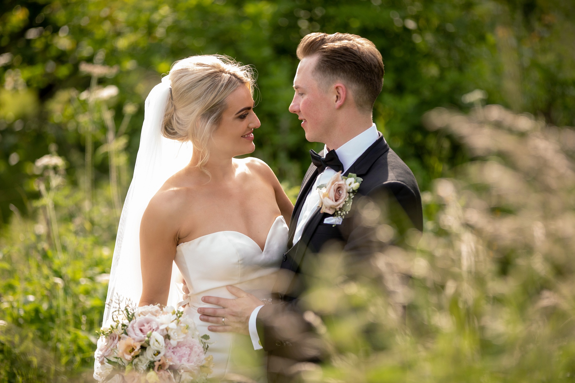 An Elegant Wedding at Wynyard Hall (c) Focal Point Photography (35)