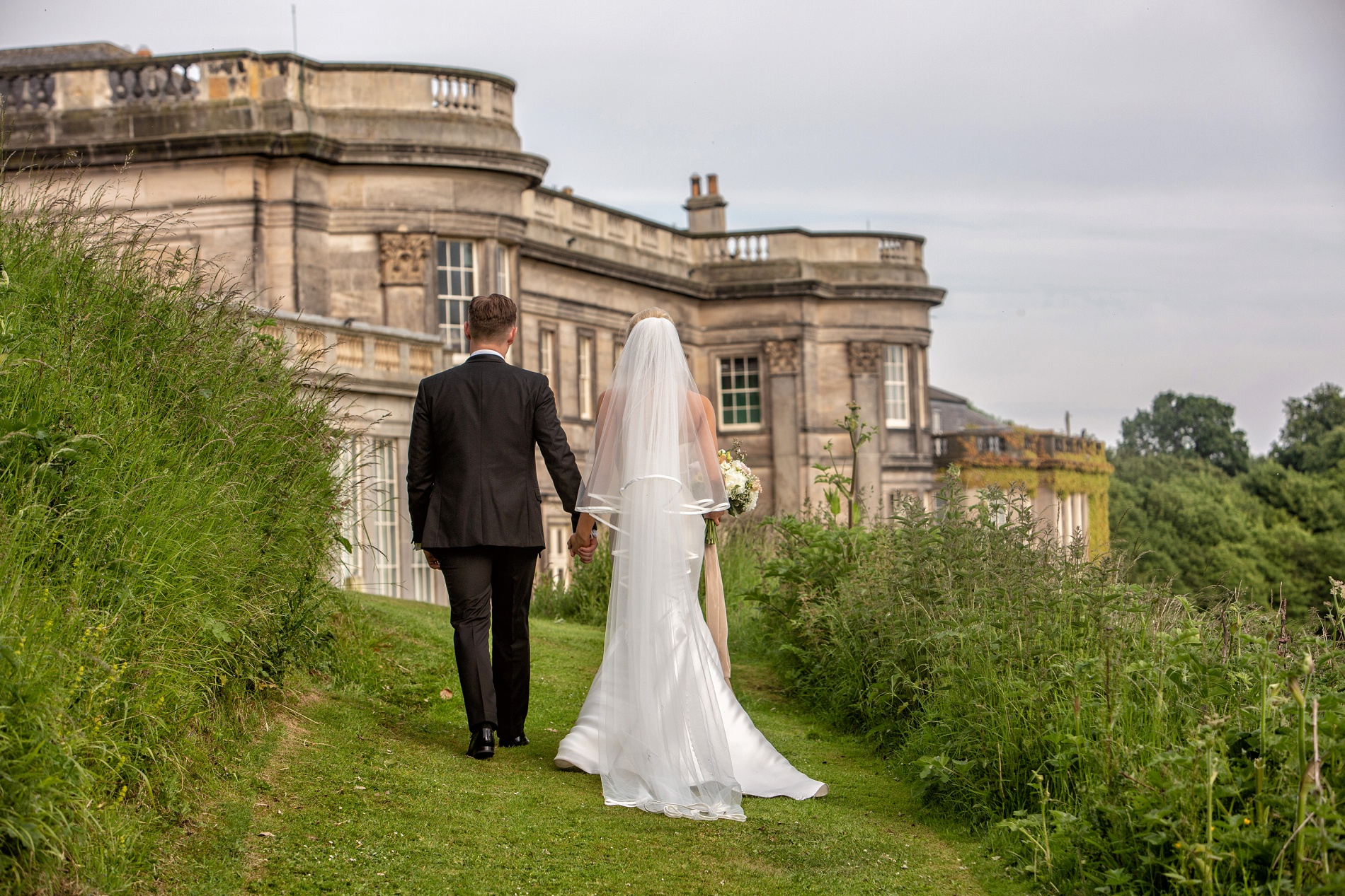 An Elegant Wedding at Wynyard Hall (c) Focal Point Photography (38)