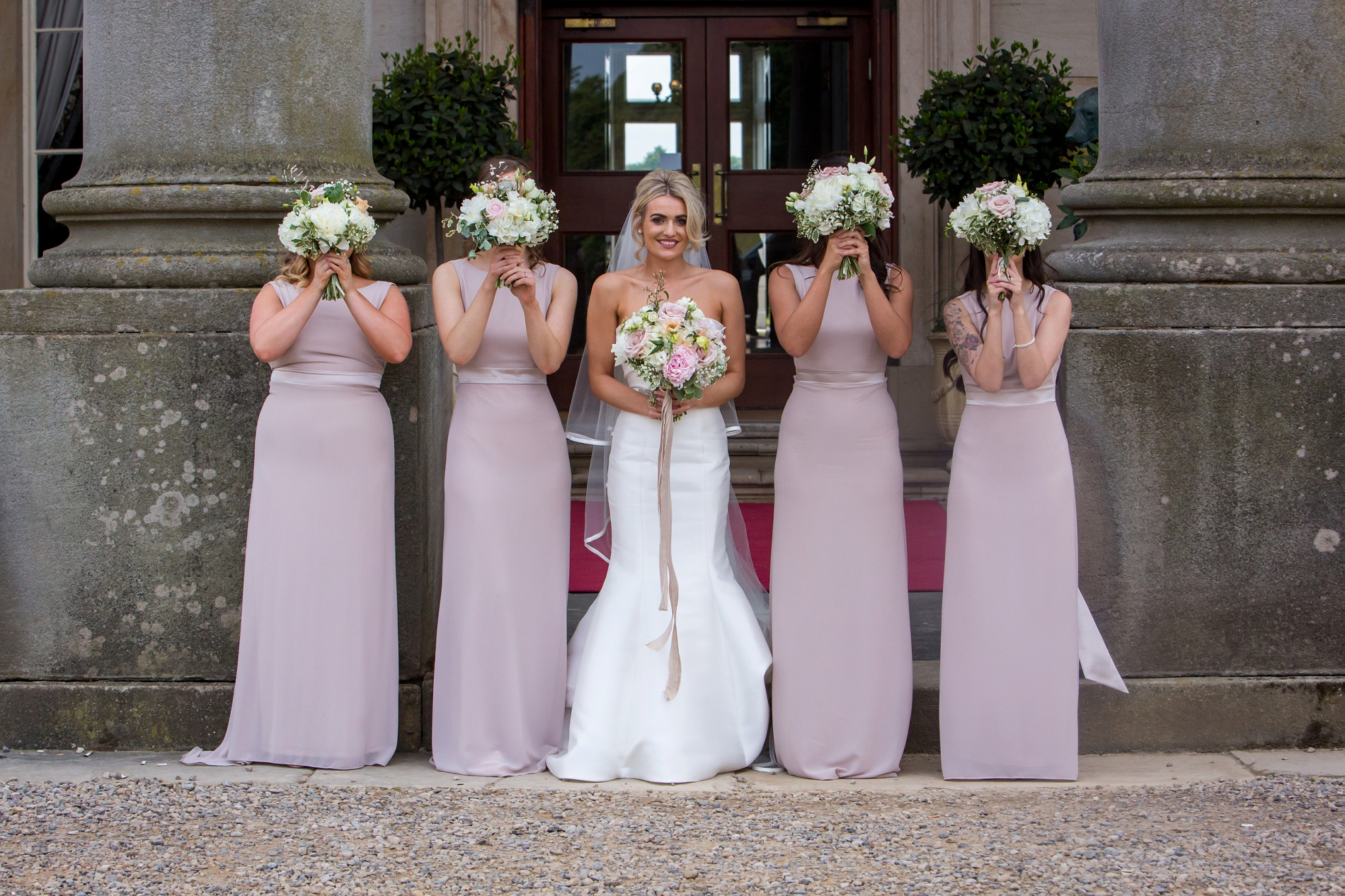 An Elegant Wedding at Wynyard Hall (c) Focal Point Photography (4)