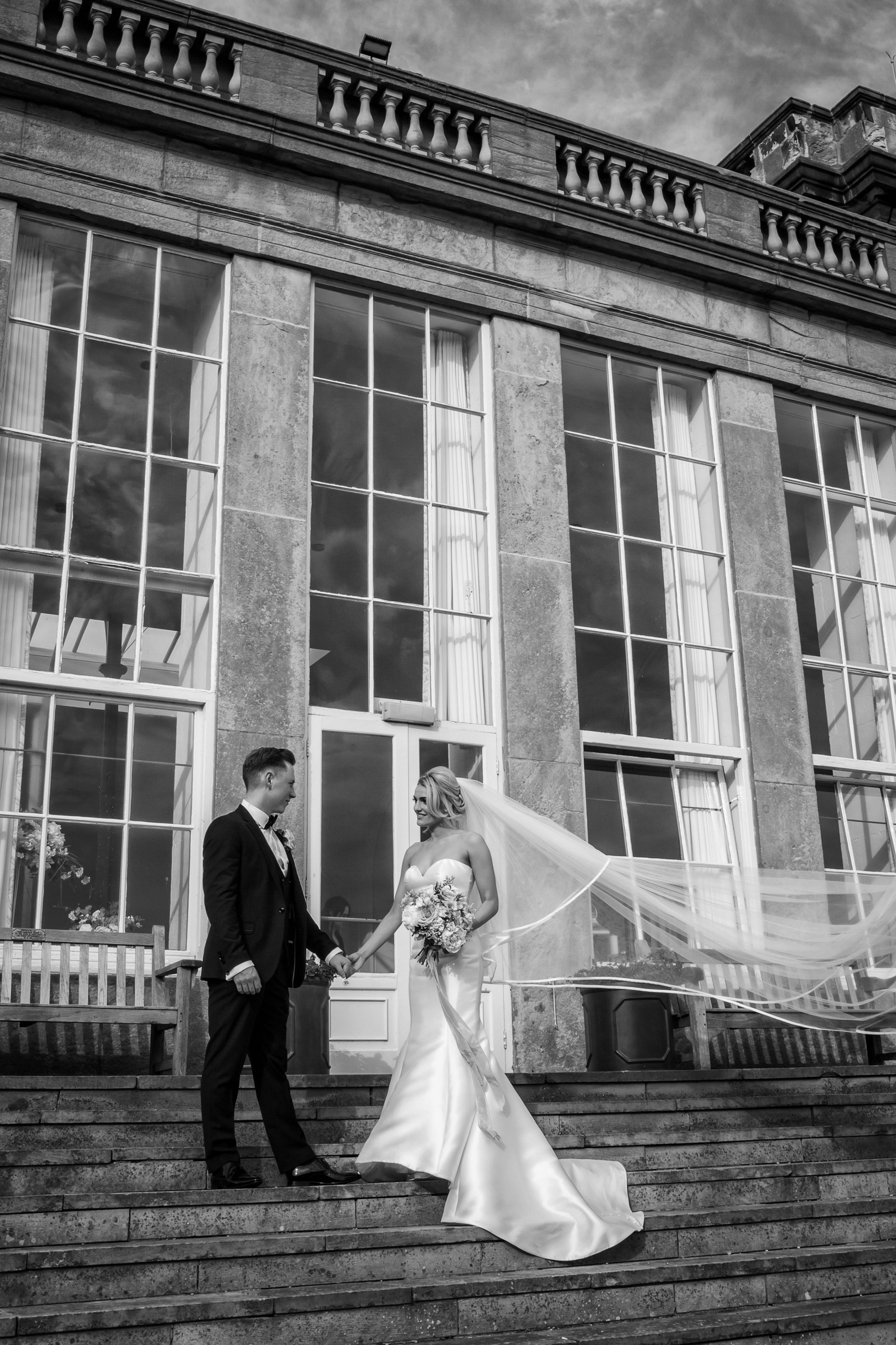 An Elegant Wedding at Wynyard Hall (c) Focal Point Photography (42)