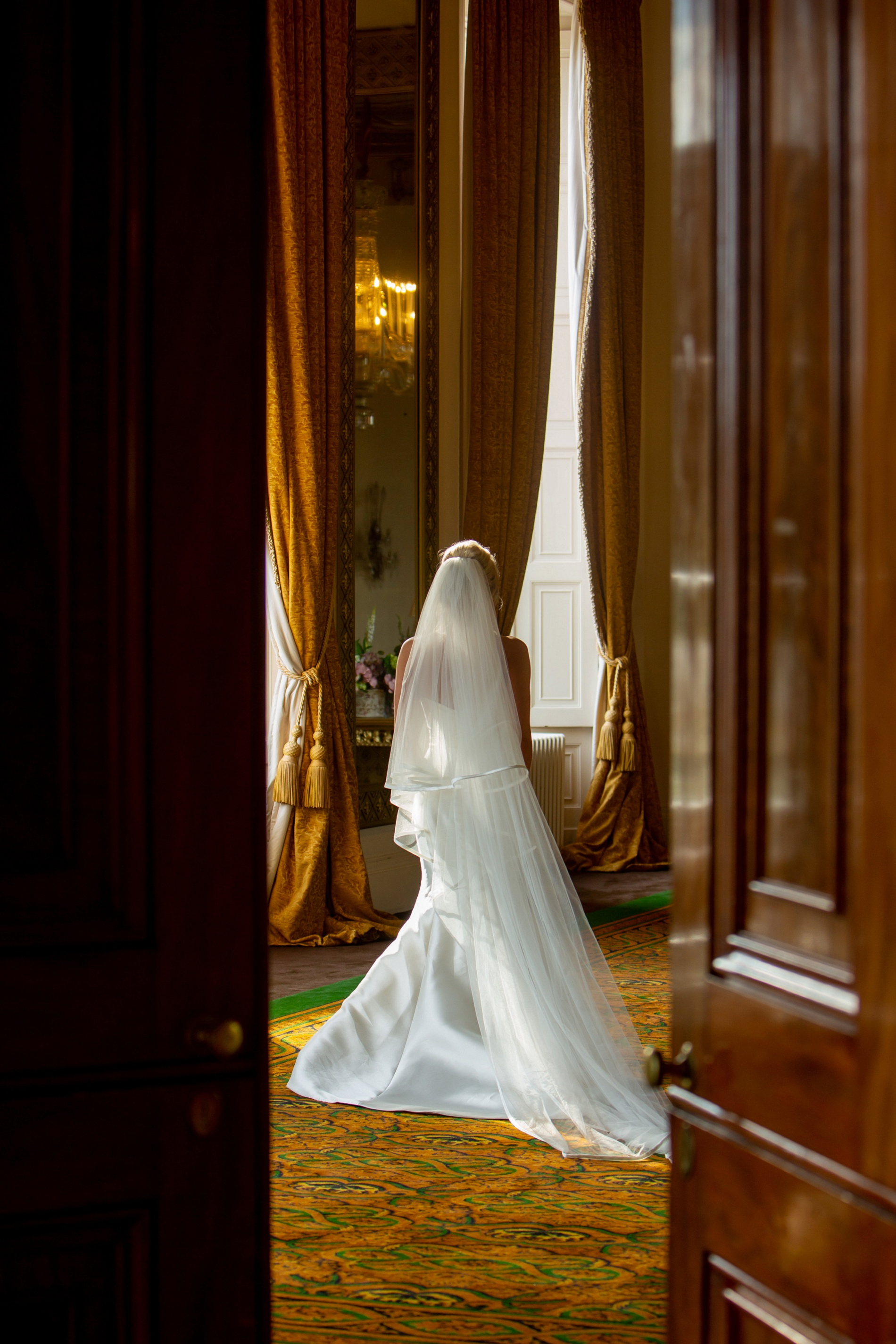 An Elegant Wedding at Wynyard Hall (c) Focal Point Photography (45)