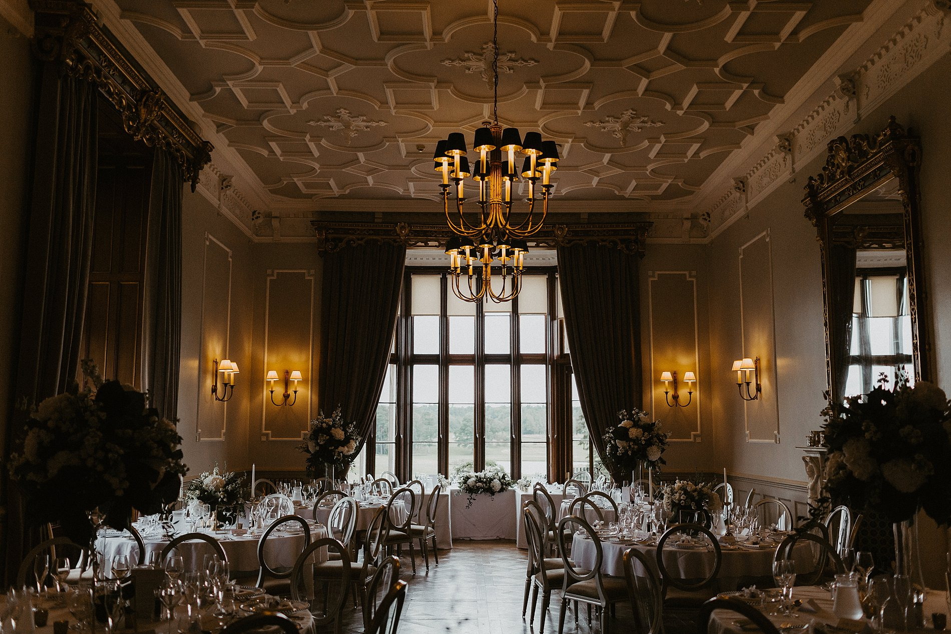An Elegant Wedding at Matfen Hall (c) The Hendry's (128)