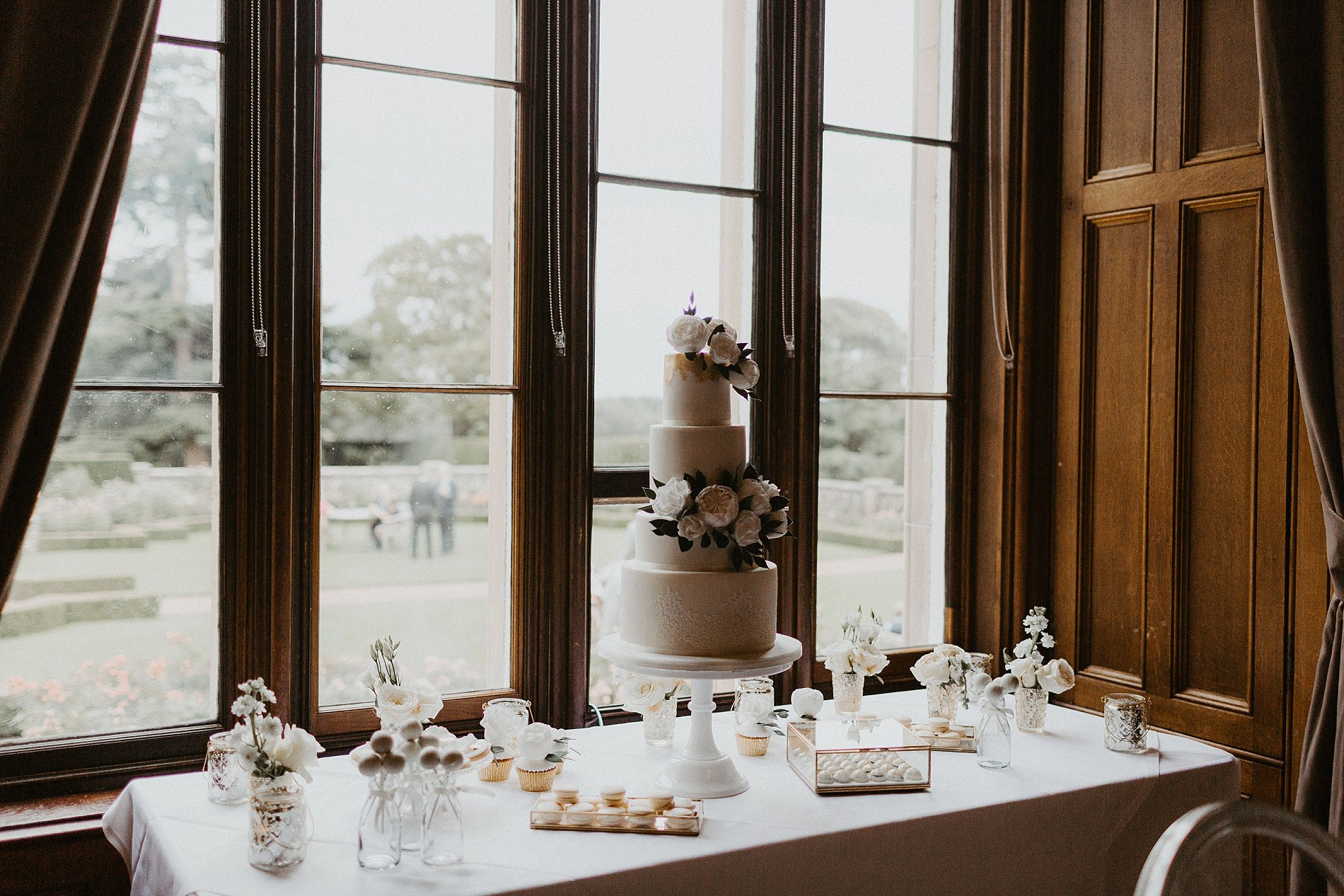 An Elegant Wedding at Matfen Hall (c) The Hendry's (143)