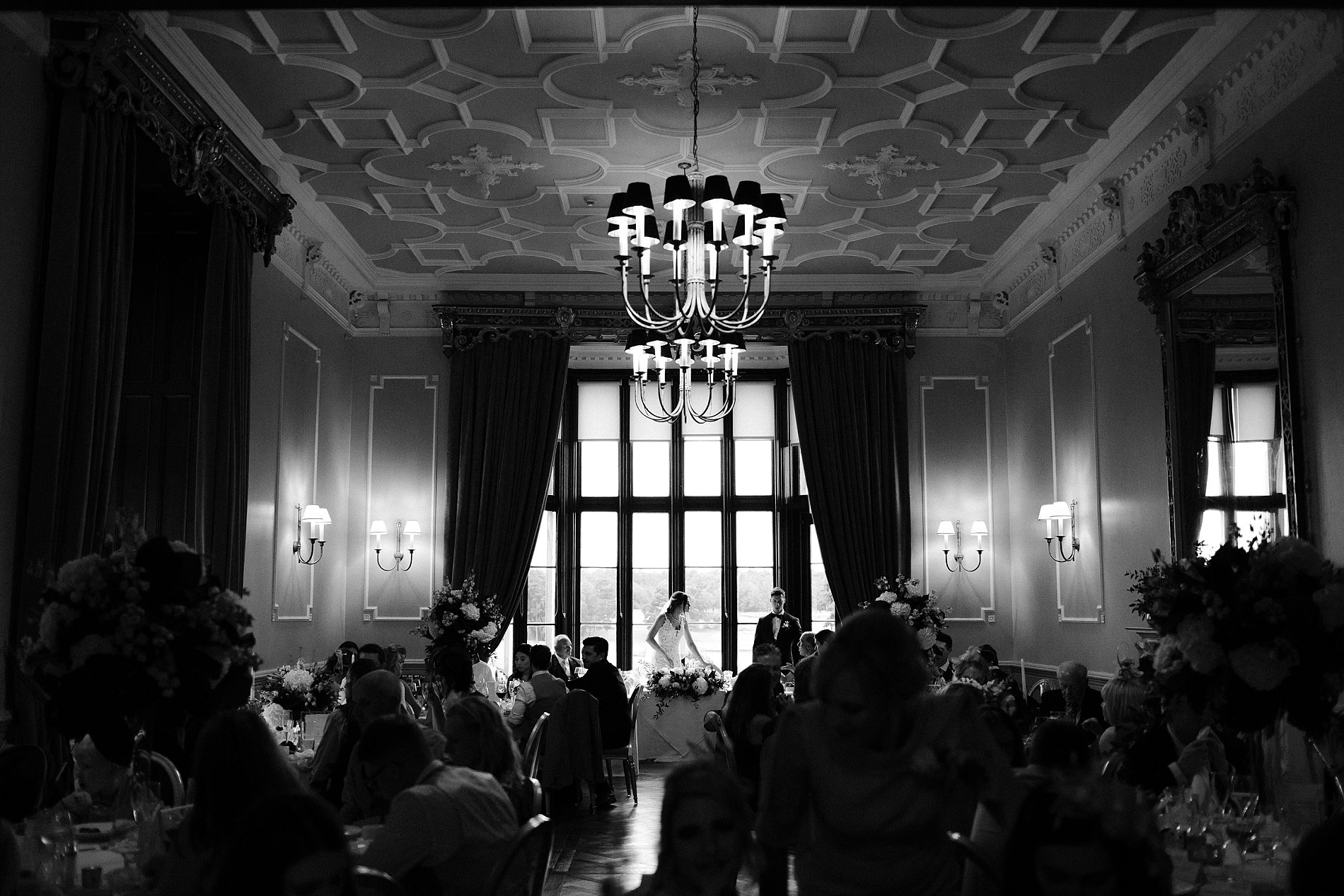 An Elegant Wedding at Matfen Hall (c) The Hendry's (160)