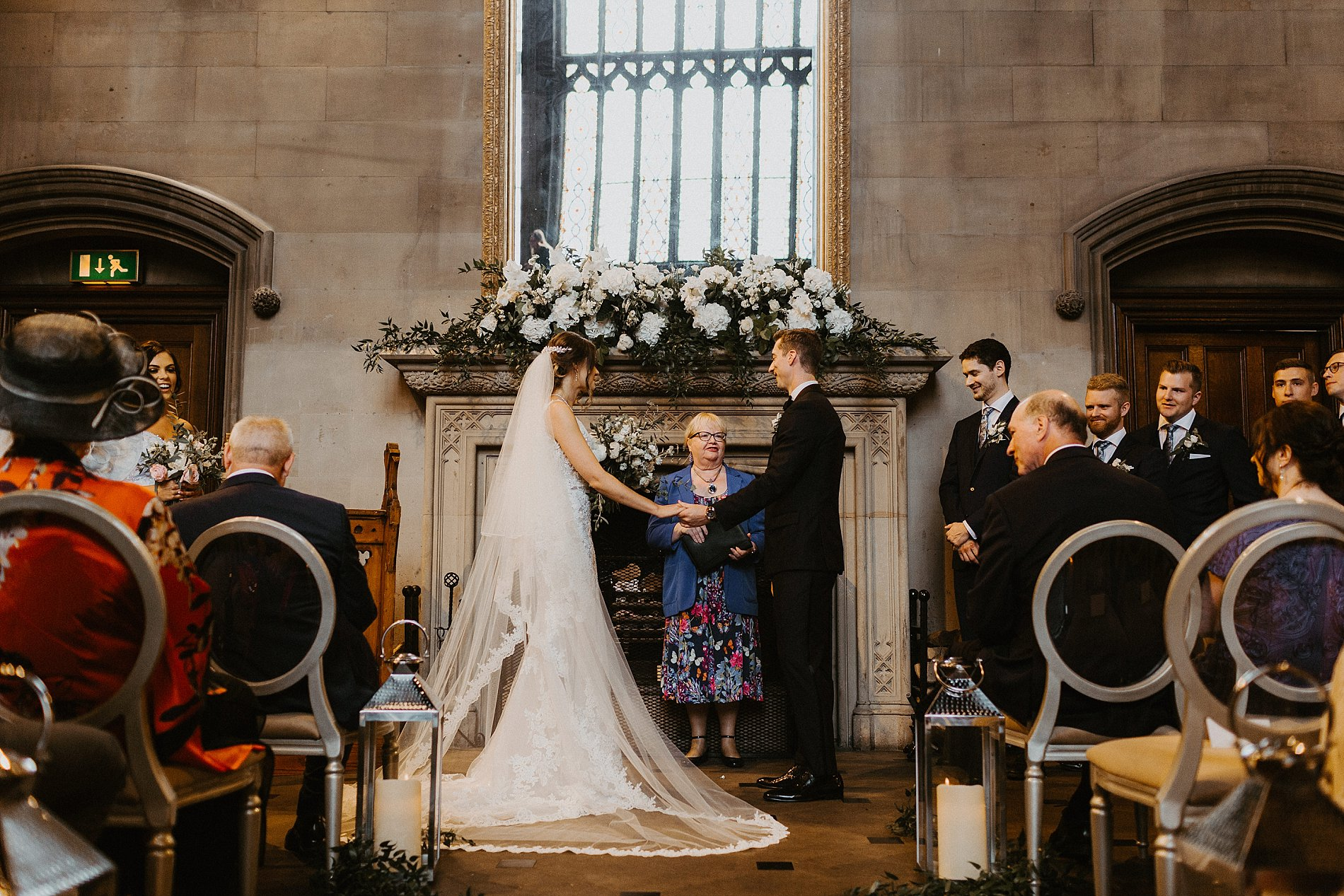 An Elegant Wedding at Matfen Hall (c) The Hendry's (83)