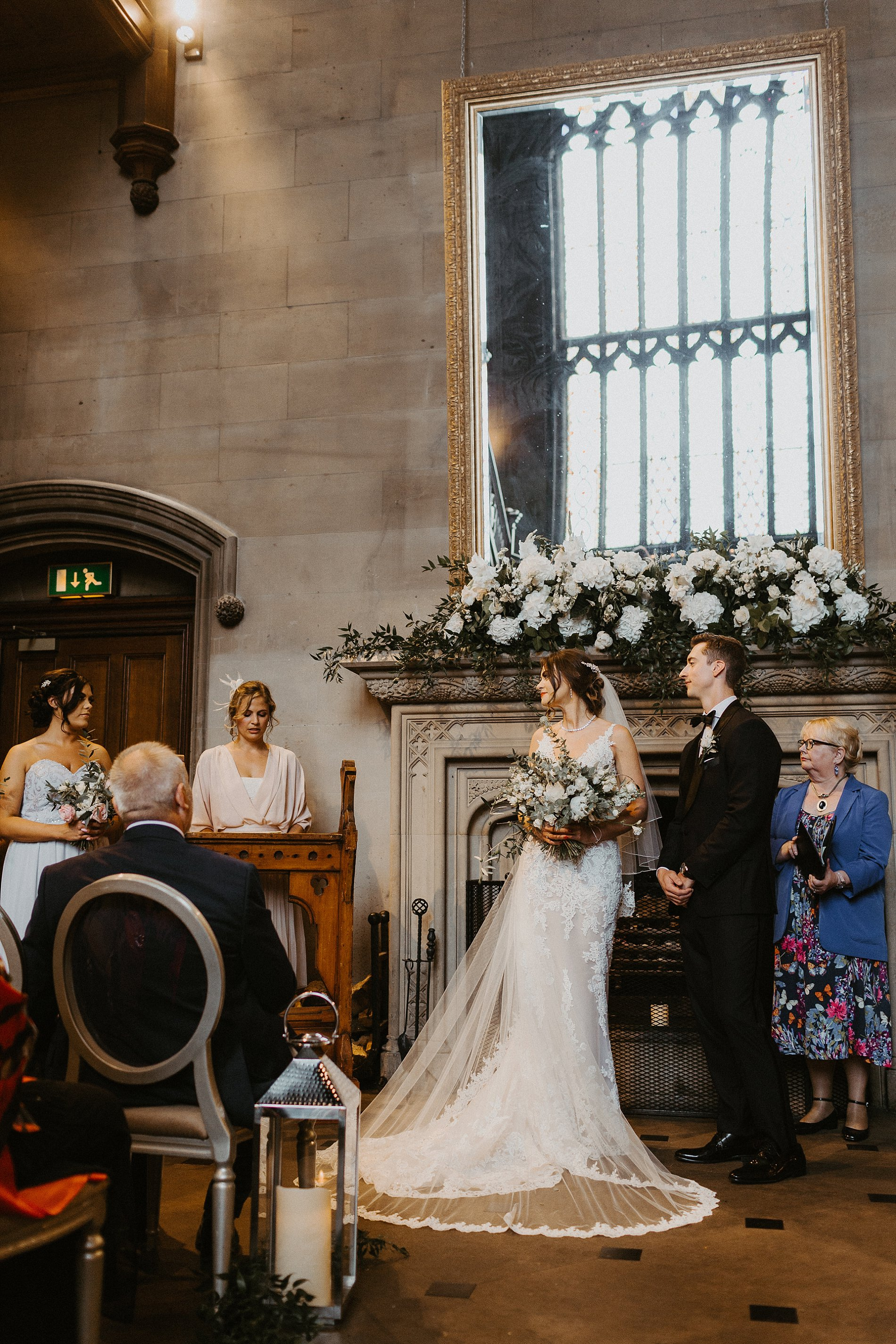An Elegant Wedding at Matfen Hall (c) The Hendry's (86)