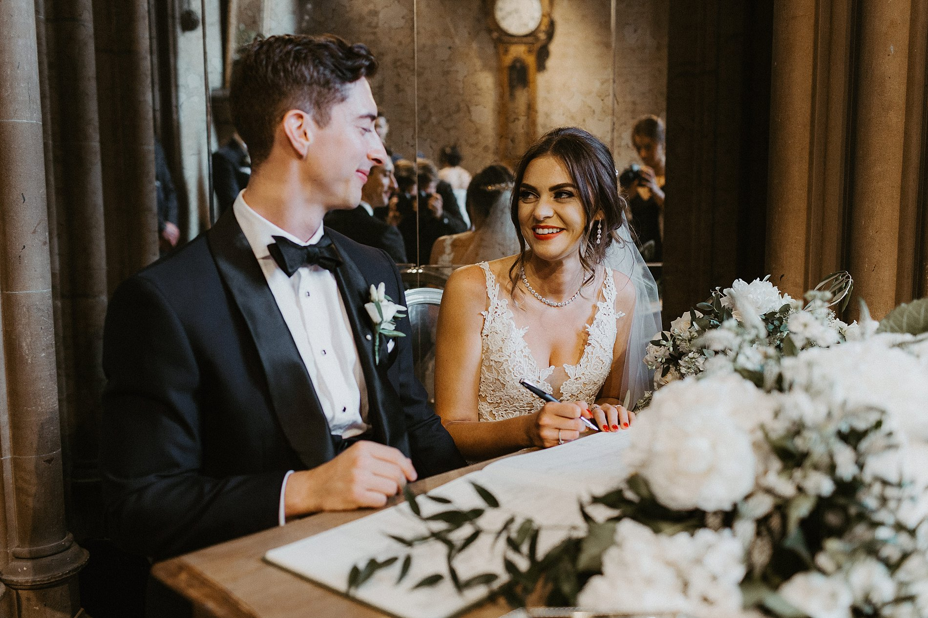 An Elegant Wedding at Matfen Hall (c) The Hendry's (94)