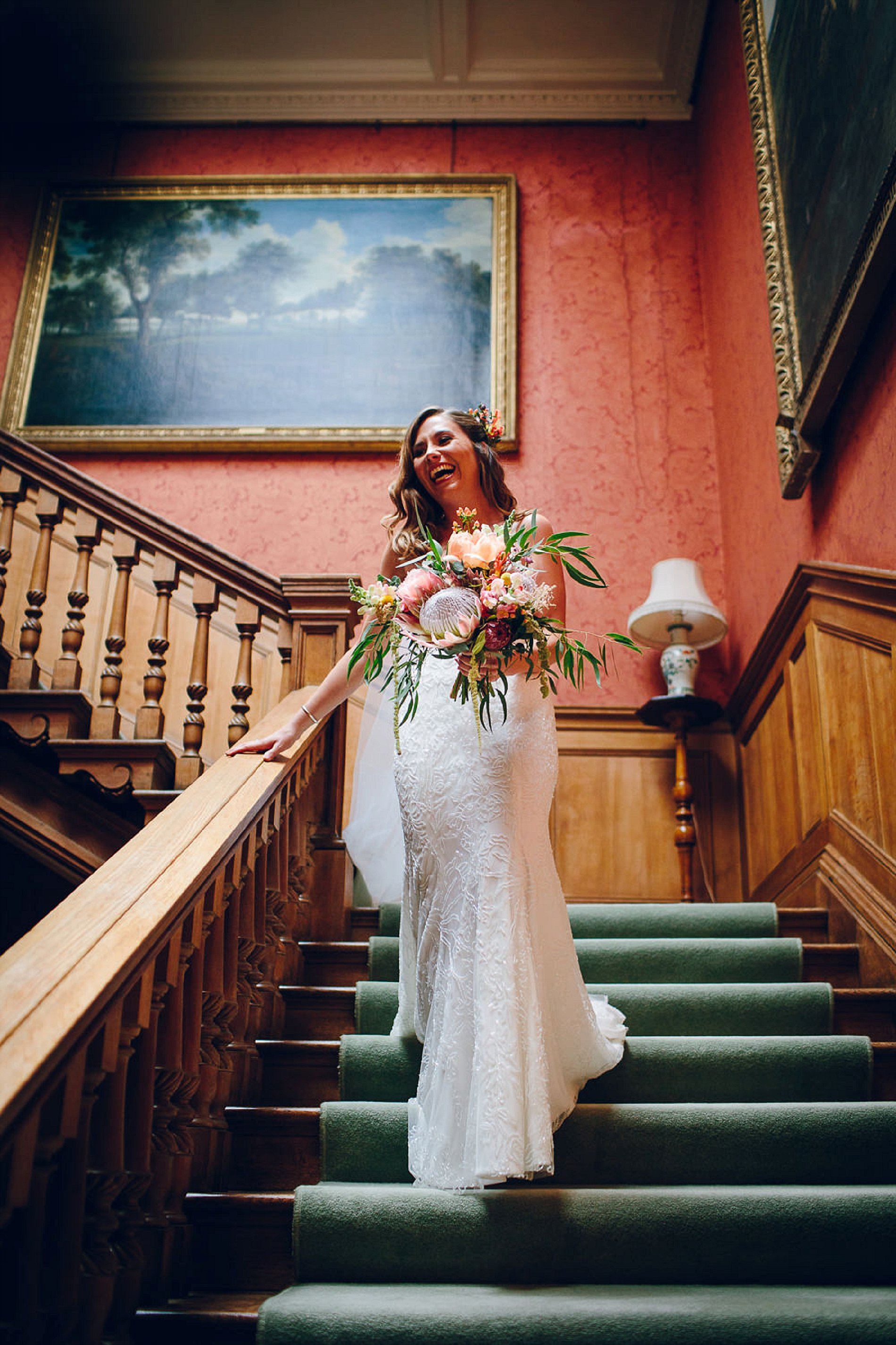 A Colourful Wedding at Birdsall House (c) Amy B Photography (12)