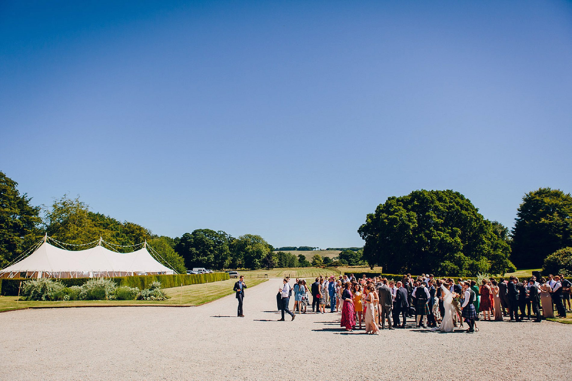 A Colourful Wedding at Birdsall House (c) Amy B Photography (26)