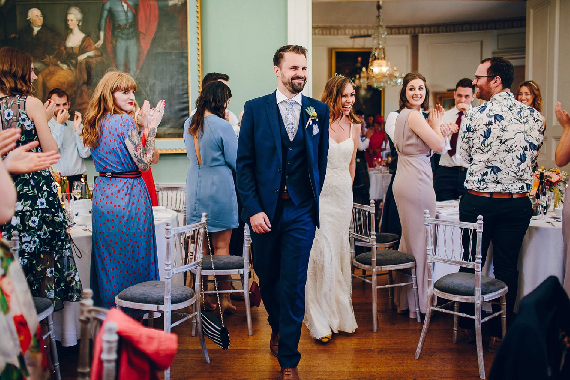 A Colourful Wedding at Birdsall House (c) Amy B Photography (36)