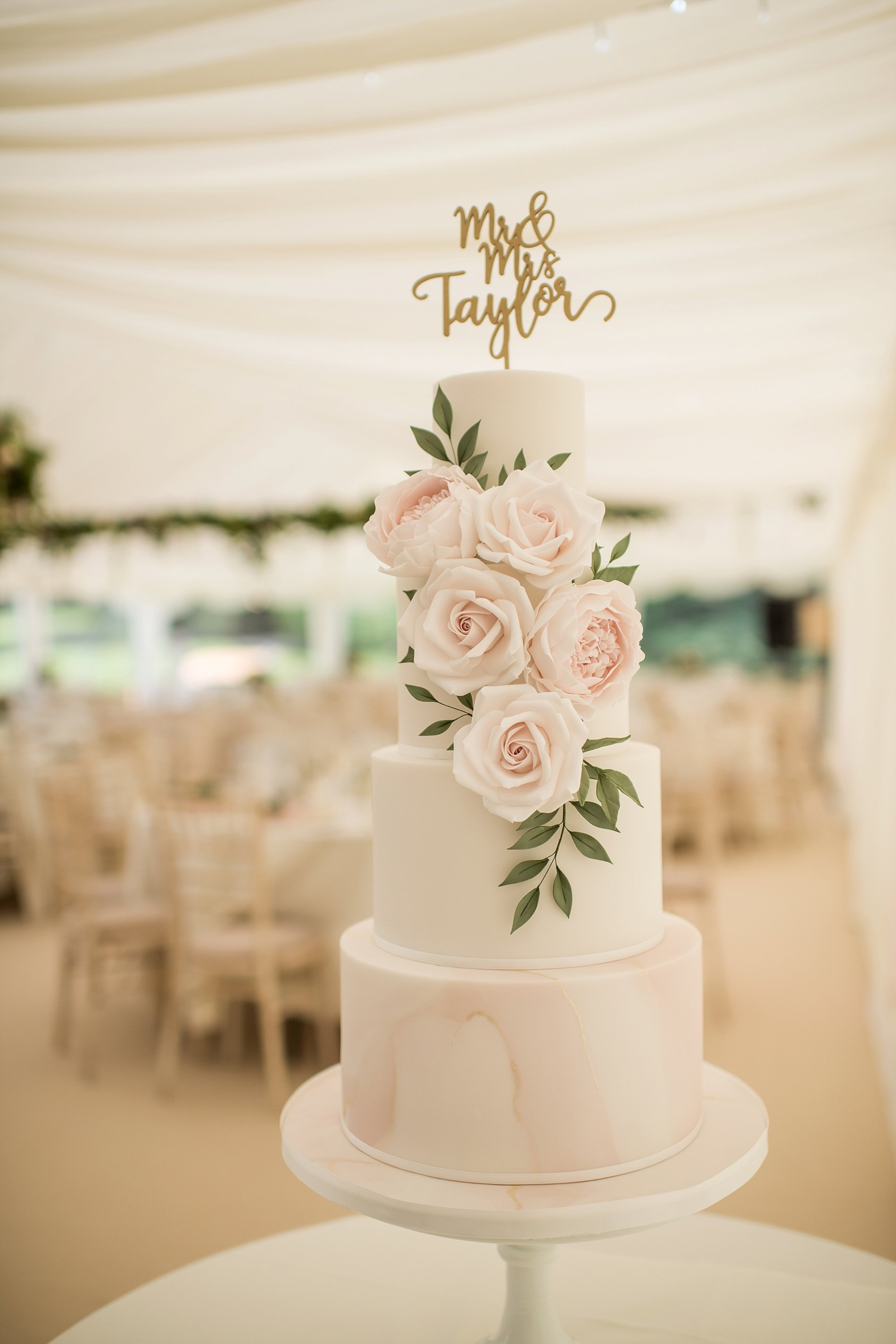 A Stylish Wedding at Broughton Hall (c) Jane Beadnell Photography (51)