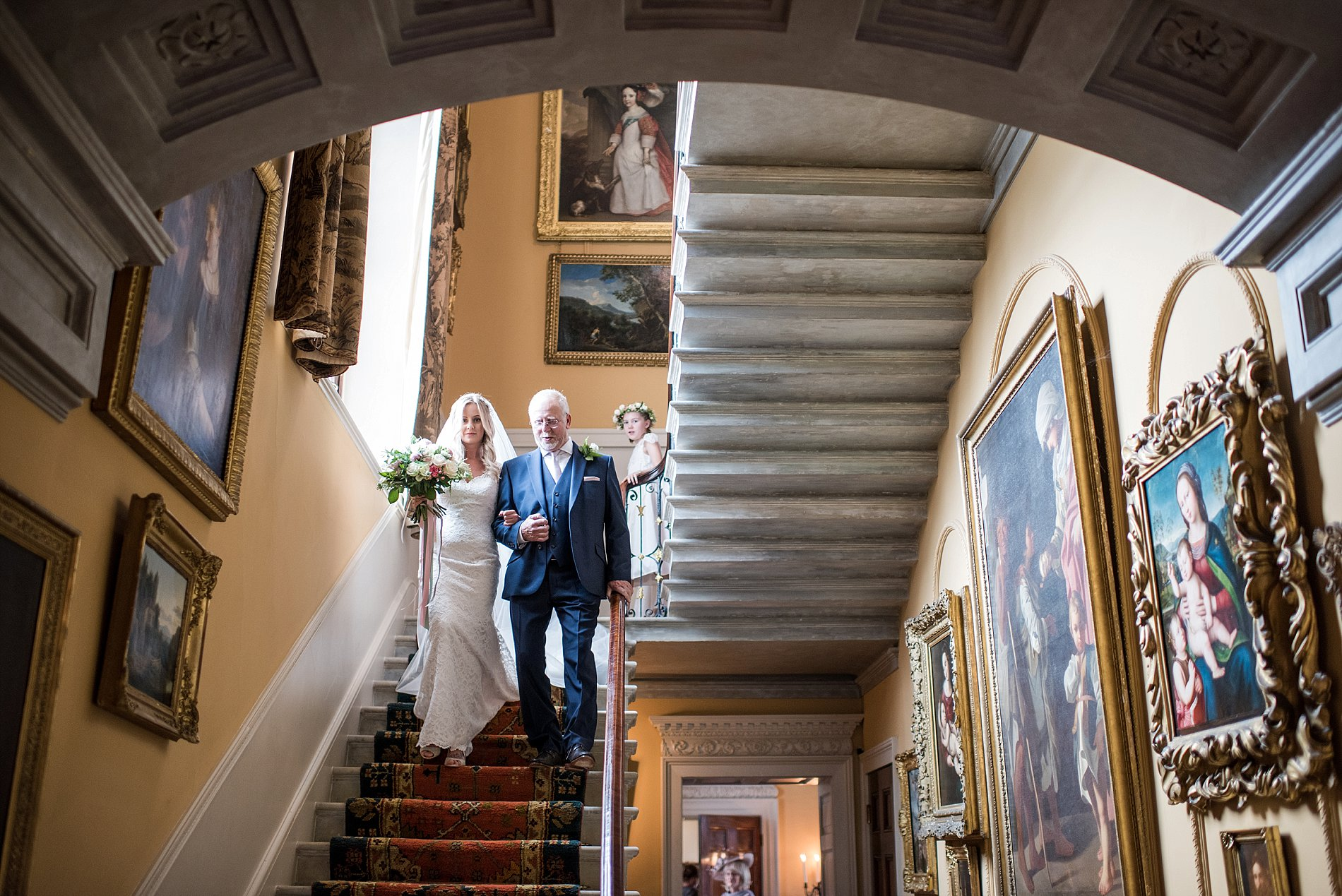 A Stylish Wedding at Broughton Hall (c) Jane Beadnell Photography (56)