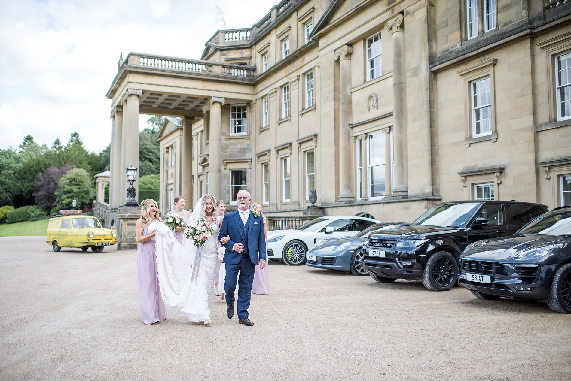 A Stylish Wedding at Broughton Hall (c) Jane Beadnell Photography (59)