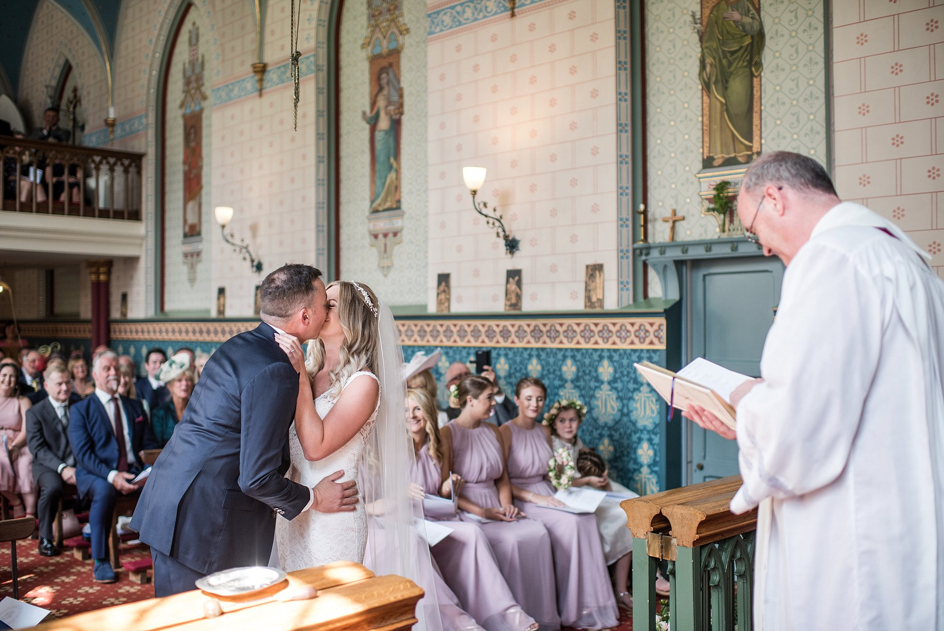 A Stylish Wedding at Broughton Hall (c) Jane Beadnell Photography (62)